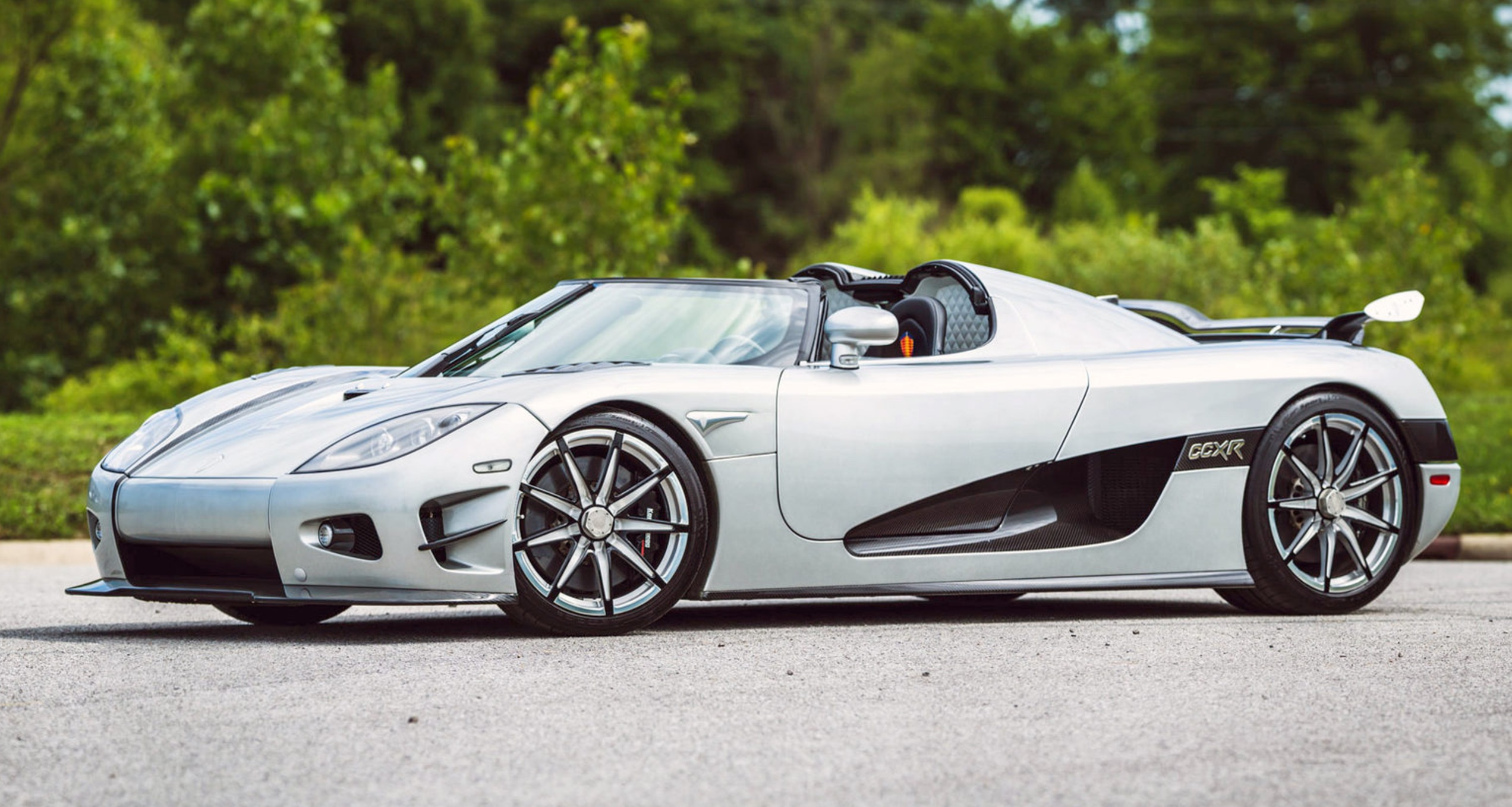 Cars For Uber >> Floyd Mayweather's $4.8M Koenigsegg CCXR Trevita heads to ...