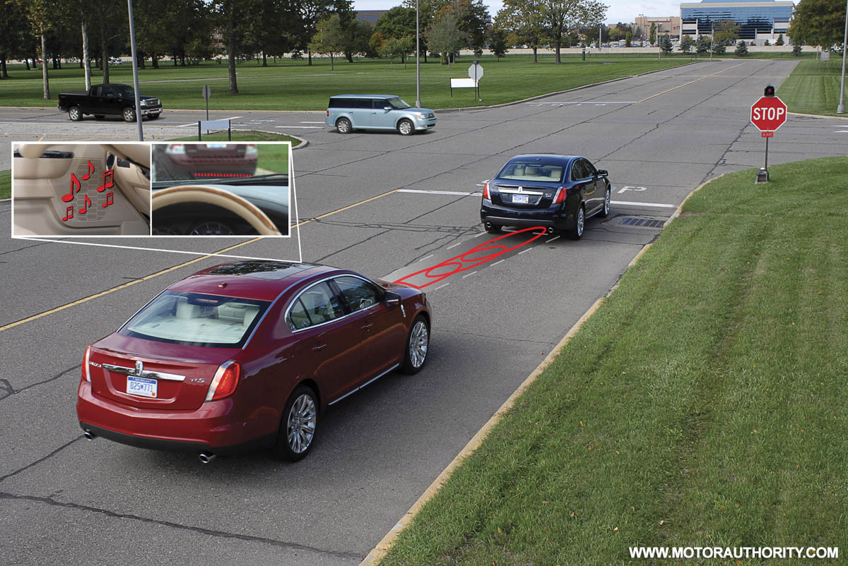Autonomous Emergency Braking Systems May Soon Be Required ...