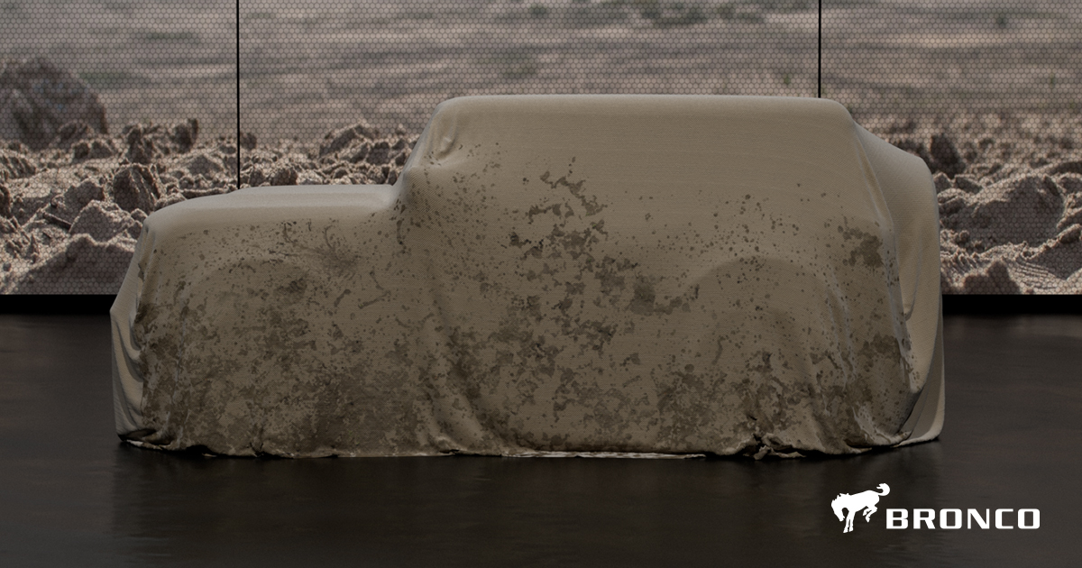 Everything We Know About The 2020 Ford Bronco