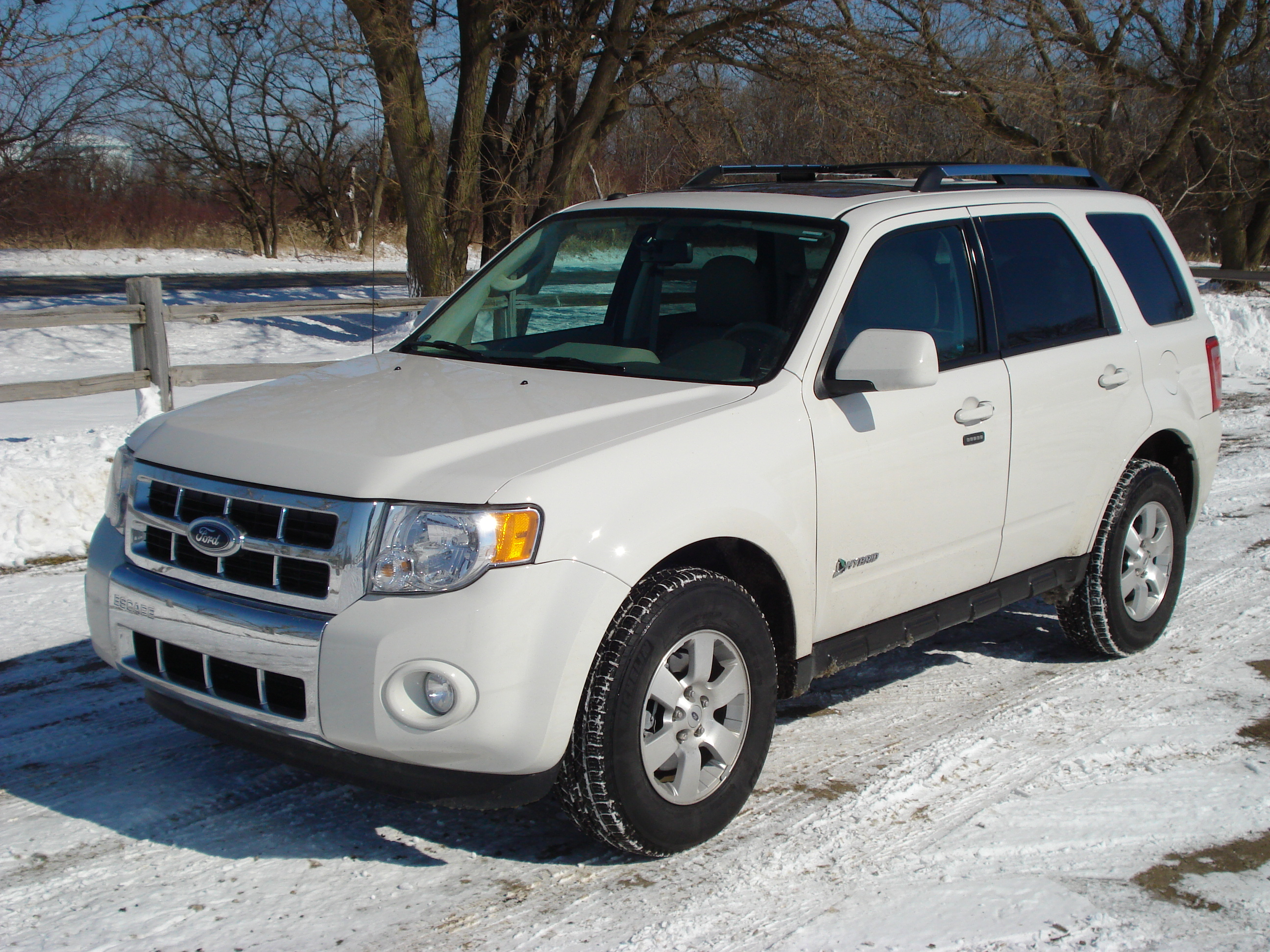 Buying tip is 2010 ford escape hybrid only a fair weather friend