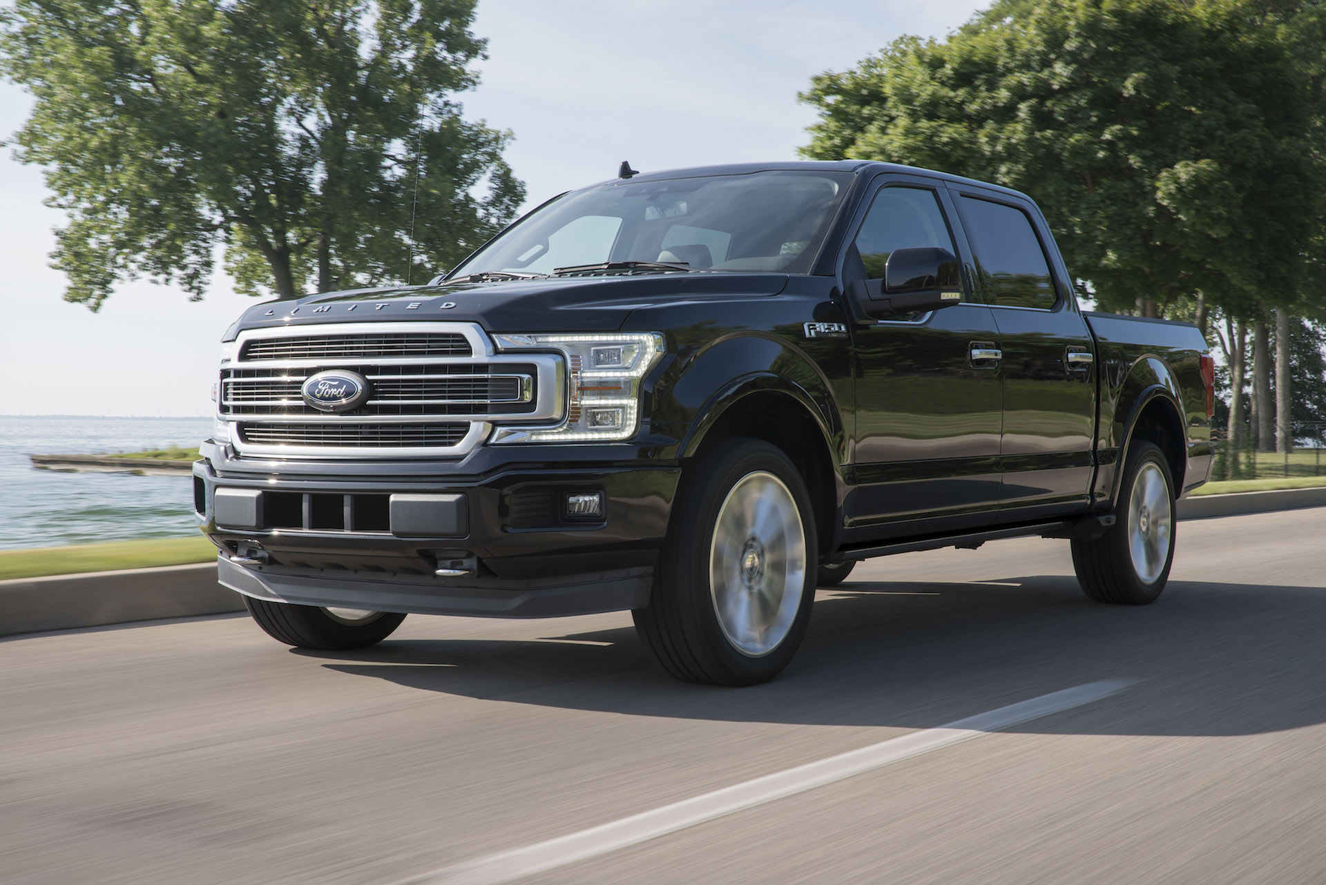 Build A Ford Truck >> Ford Will Build Electric F Series To Battle Tesla Rivian Pickups