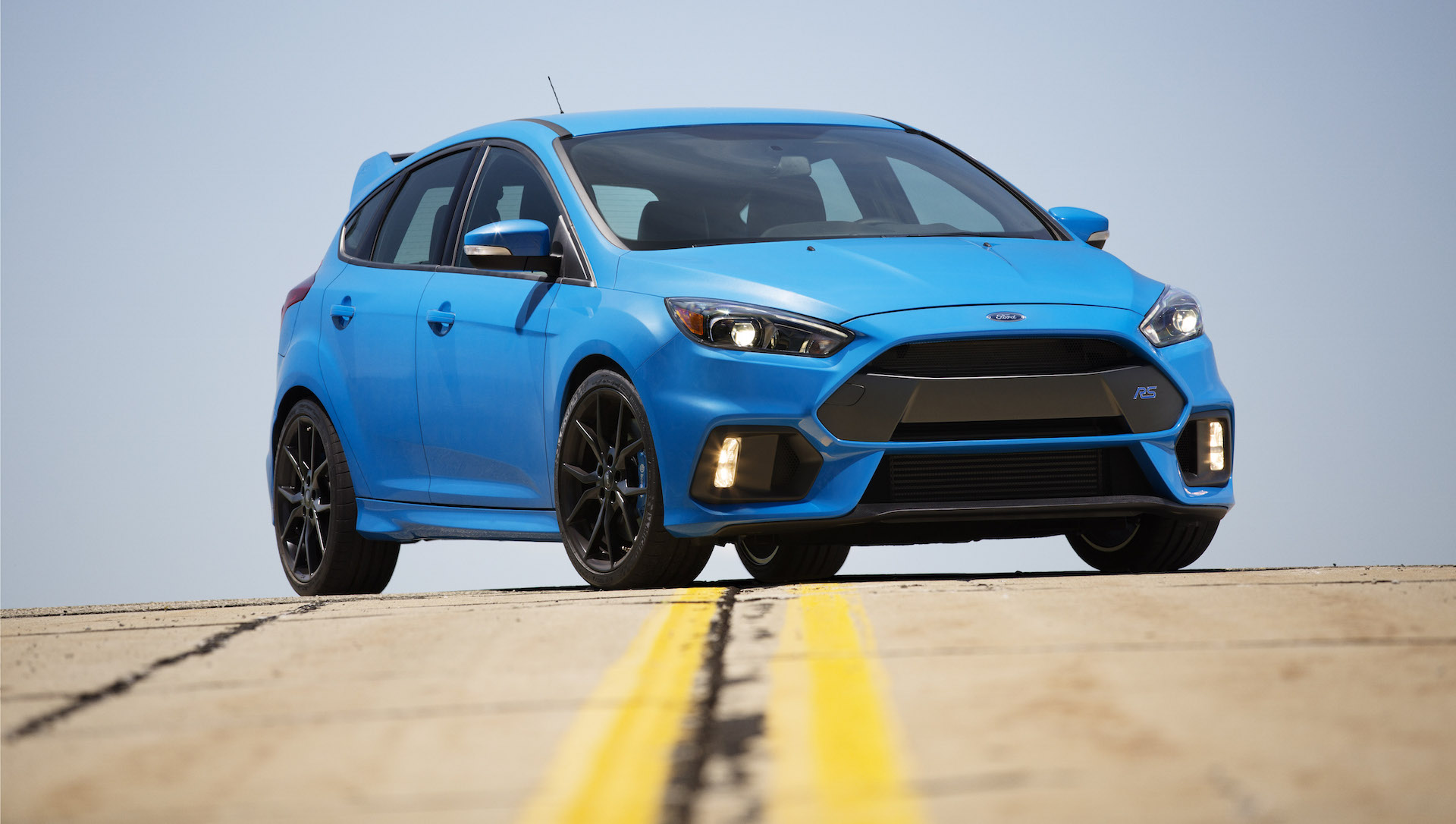 2016 Ford Focus RS first ride review