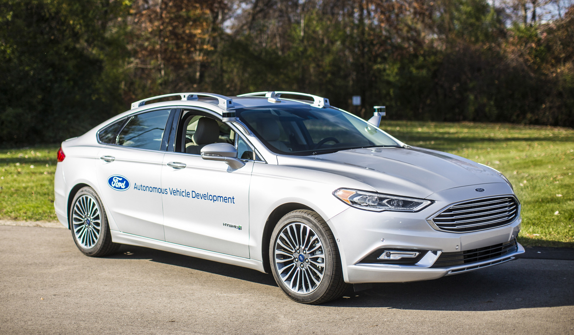 Ford will sell self driving taxi by 2021