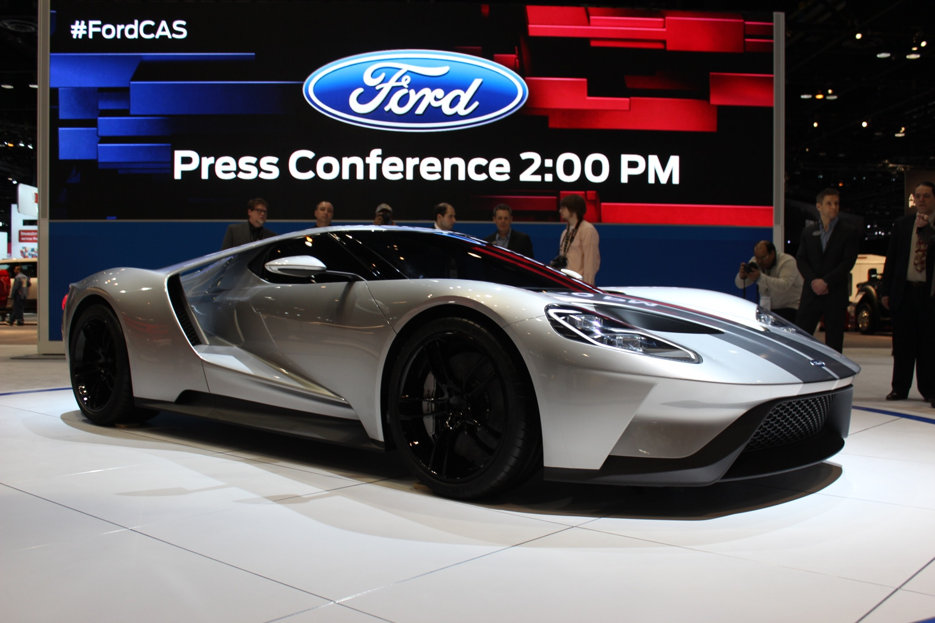 Future Ford Gt Owners Your Ordering Process Draws Near