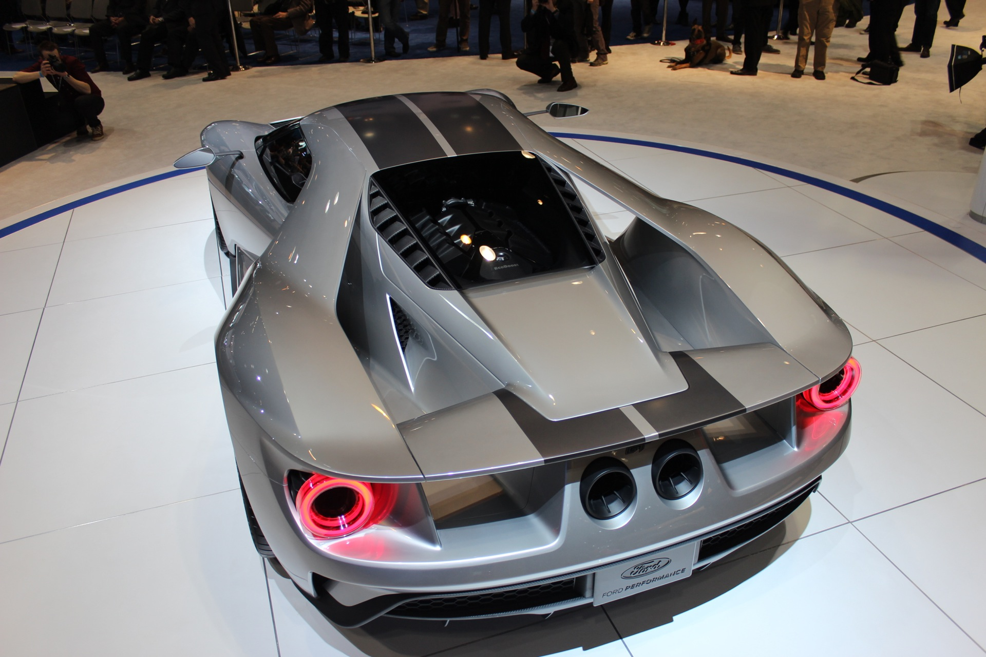 This Week's Top Photos: The 2015 Chicago Auto Show Edition