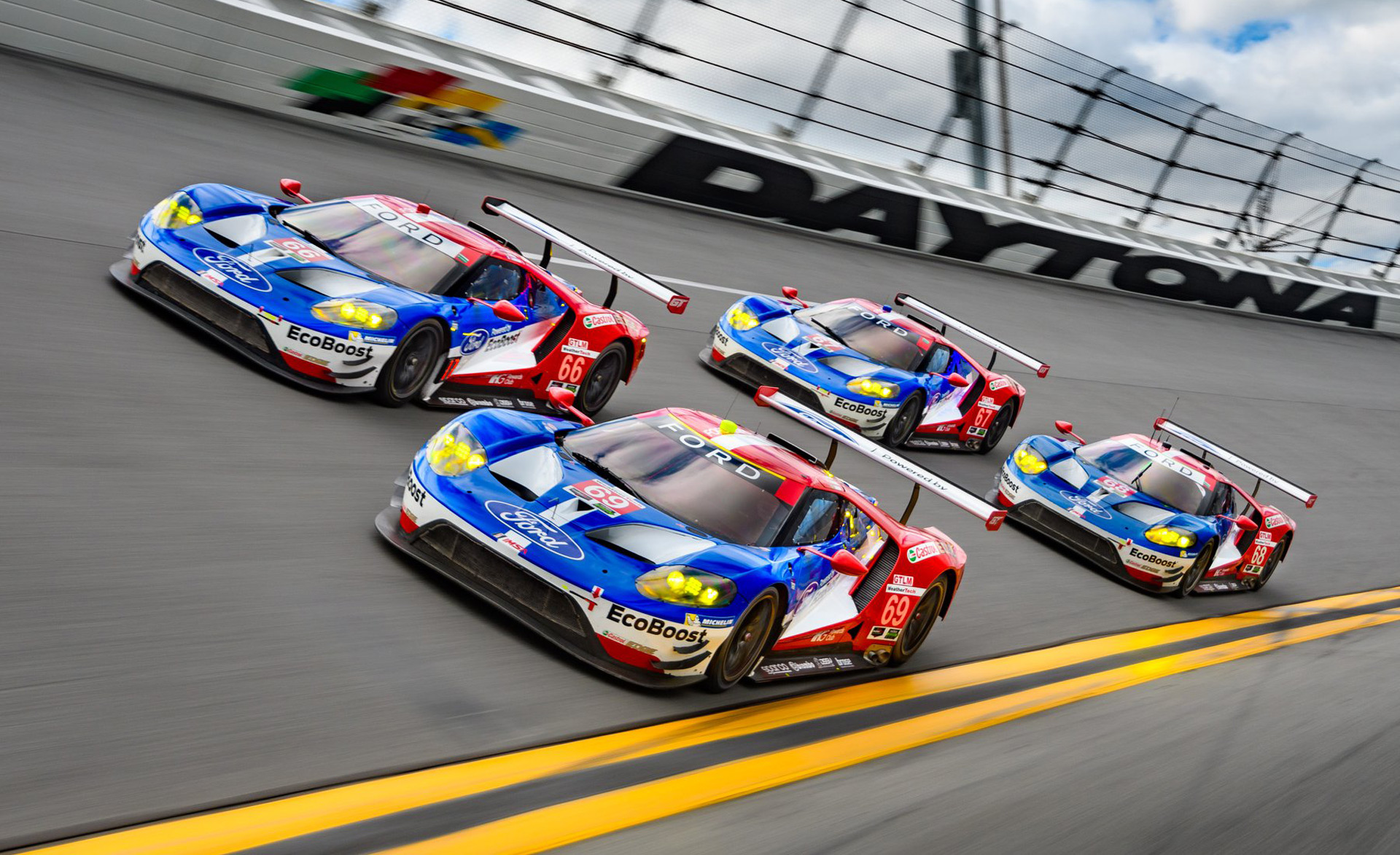 Ford Is Done Racing The Gt
