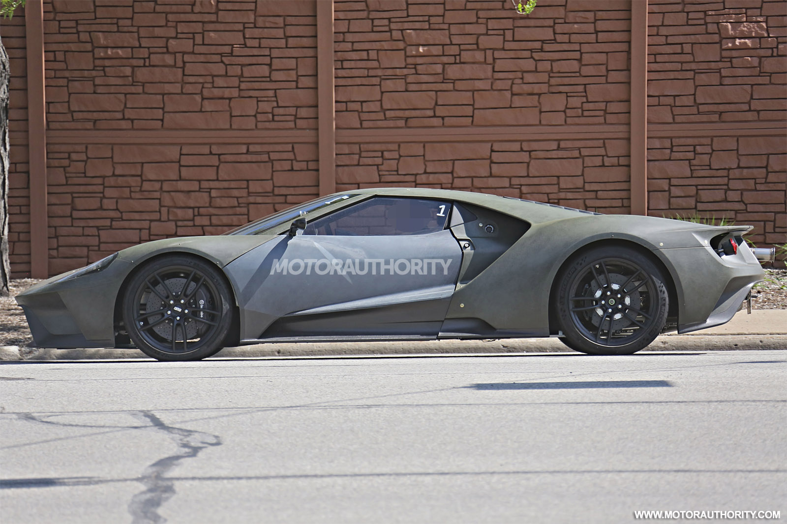 Ford ford gt car : Hyperloop Test Track, Ford GT Spy Shots, F&F Supra Sold: Today's ...