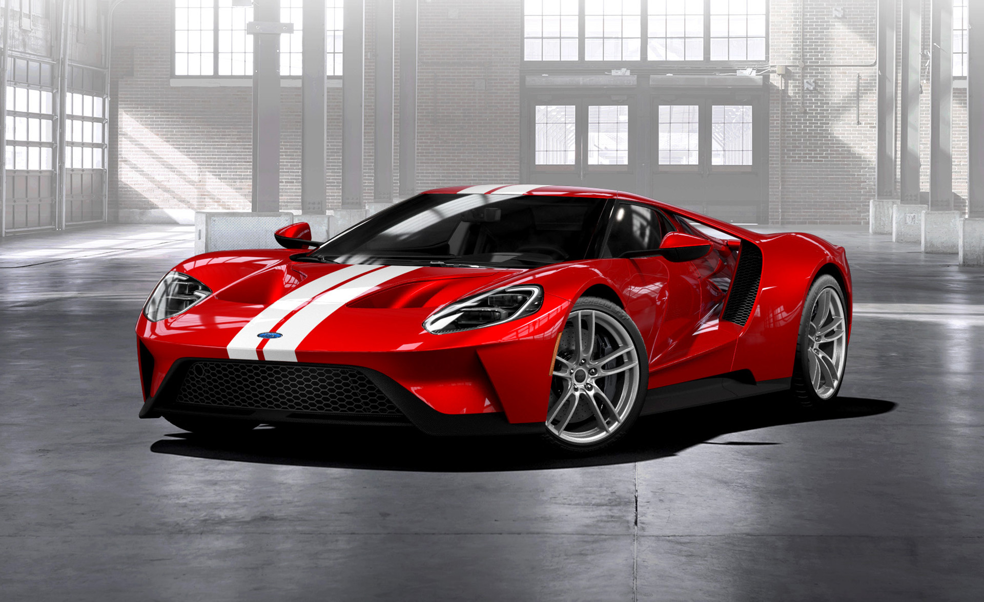 Ford Gt Order Books Open Pricing In The Mid S
