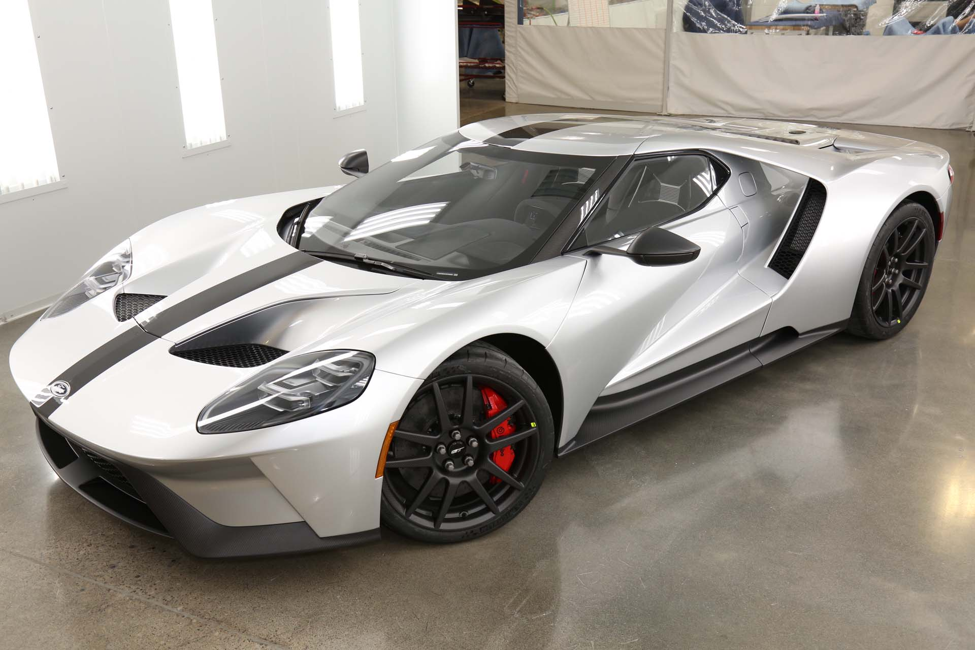 2017 Ford Gt Review Ratings Specs Prices And Photos The Car