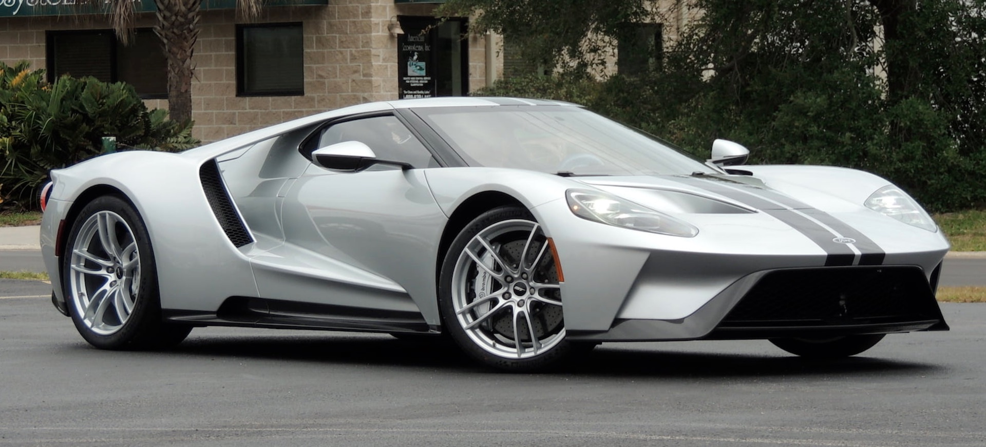 Ford Has Been Very Particular About Who Can And Cannot Purchase A Second Generation Ford Gt And How Long Owners Must Hang Onto The Car Before It Trades
