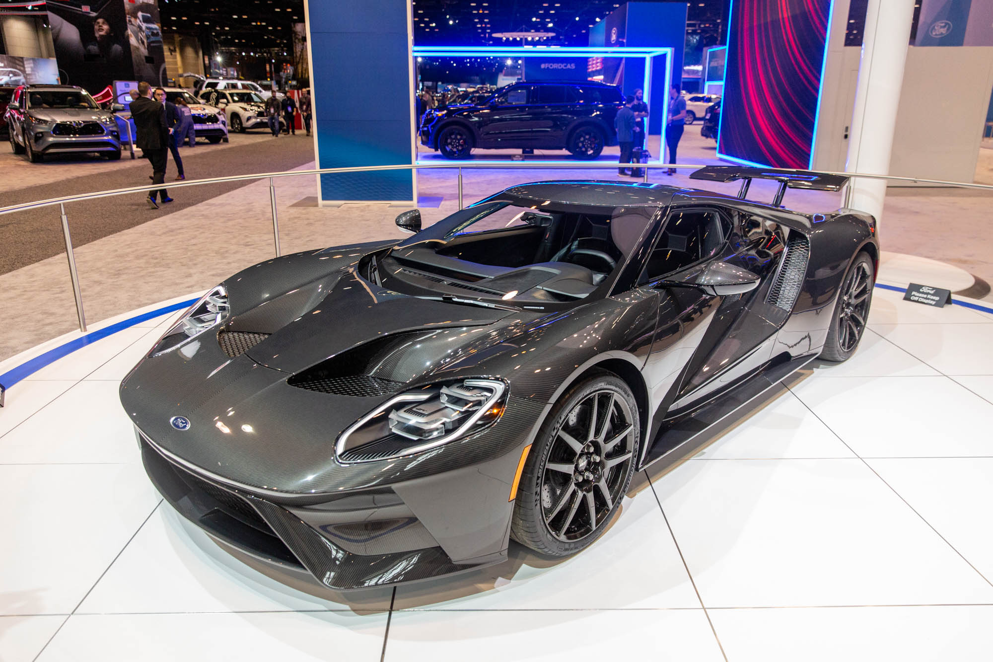 2020 Ford GT Research New