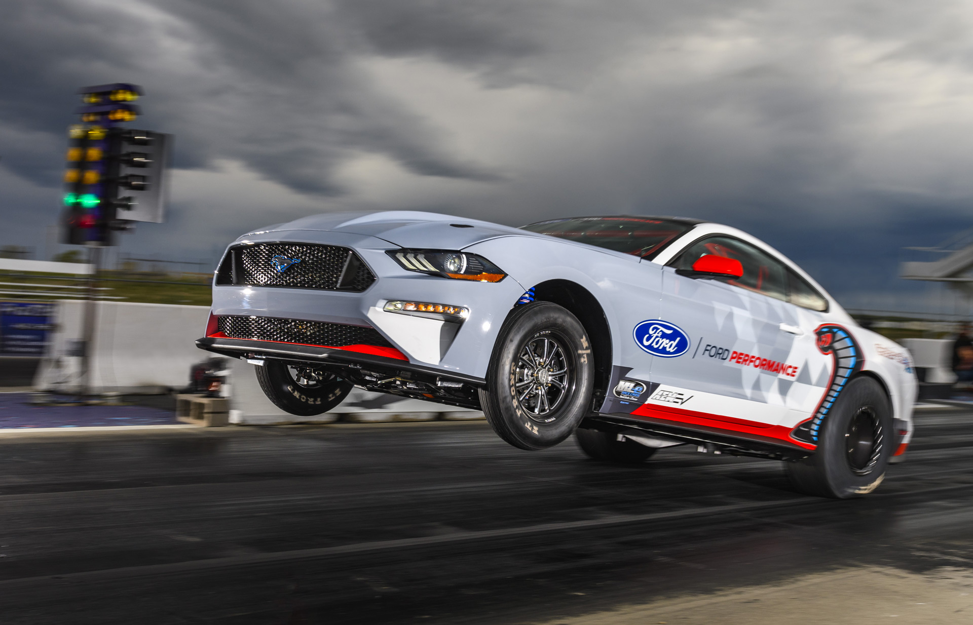 Electric Ford Mustang Cobra Jet 1400 hits harder than expected