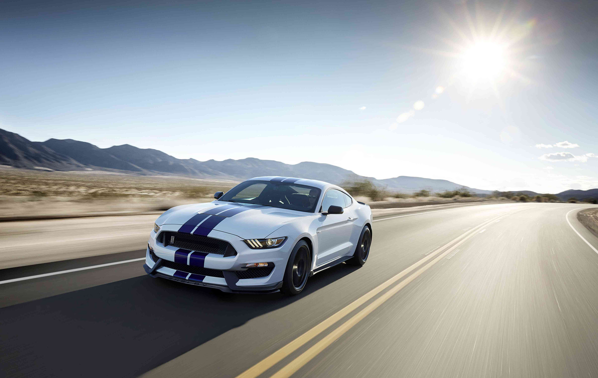 What Makes The New Ford Mustang Shelby GT350 So Good At The Track