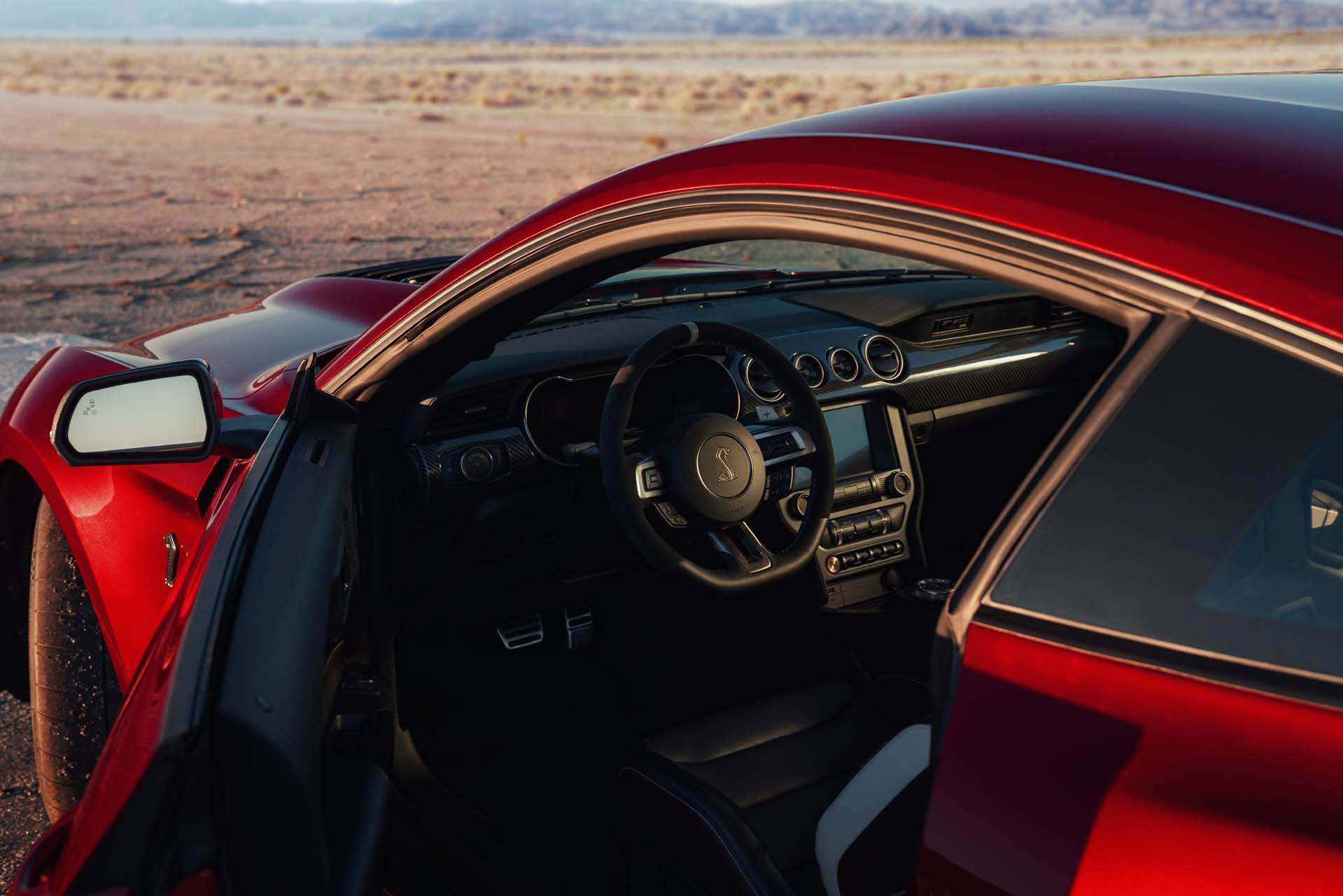 The 2020 ford mustang shelby gt500 doesnt have a manual transmission heres why