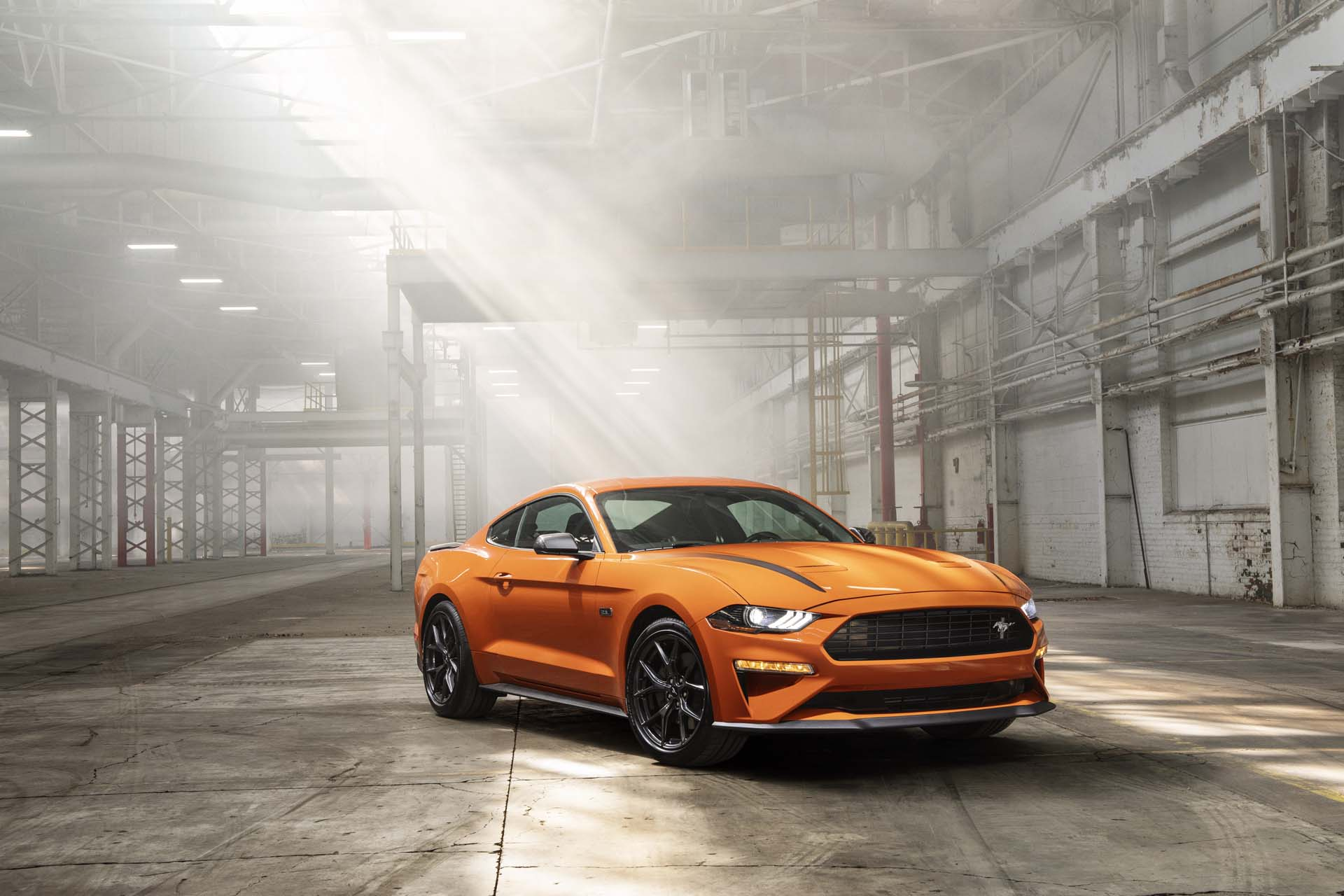 2020 ford mustang ecoboost gets slew of upgrades from ford performance