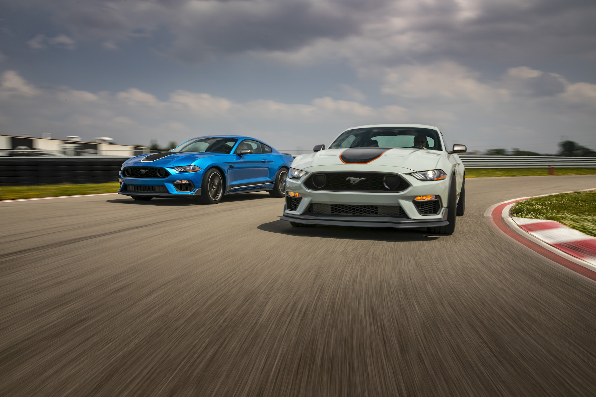 Preview: 2021 Ford Mustang revives Mach 1 nameplate, adds colors