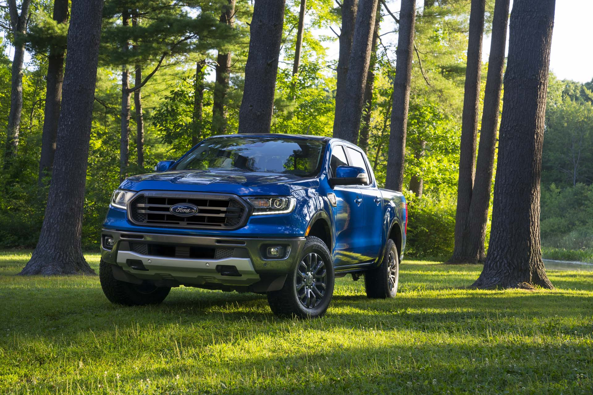 2020 Ford Ranger Review Ratings Specs Prices And Photos The