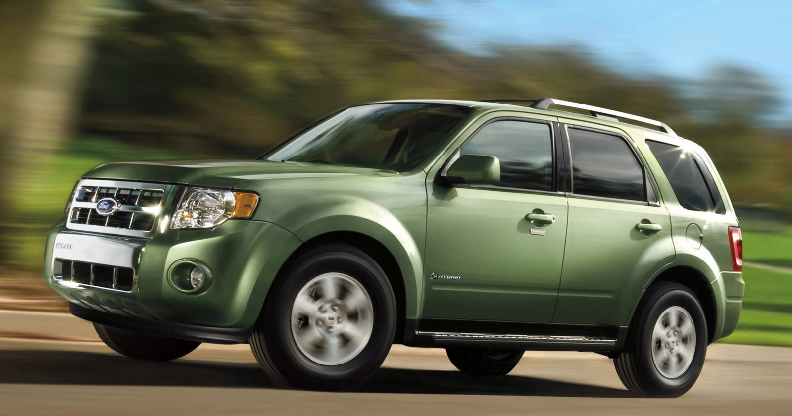 2009 ford escape hybrid review ratings specs prices and photos the car connection