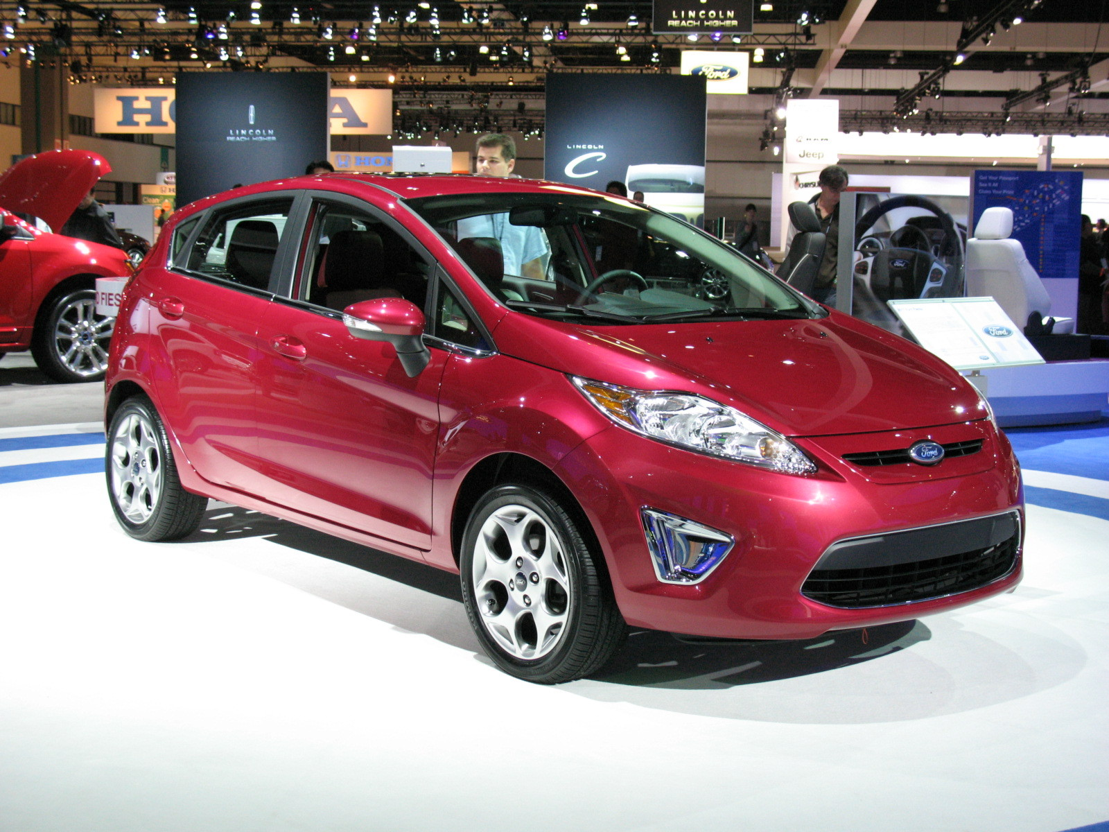 2011 Ford Fiesta Taking Ford s Newest Small Car For a Spin