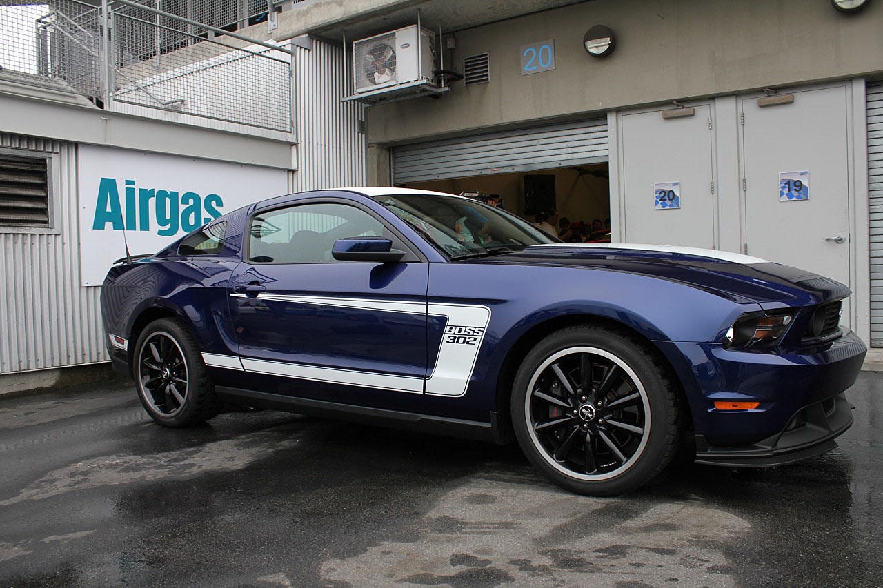 2012 ford mustang boss 302 first drive review