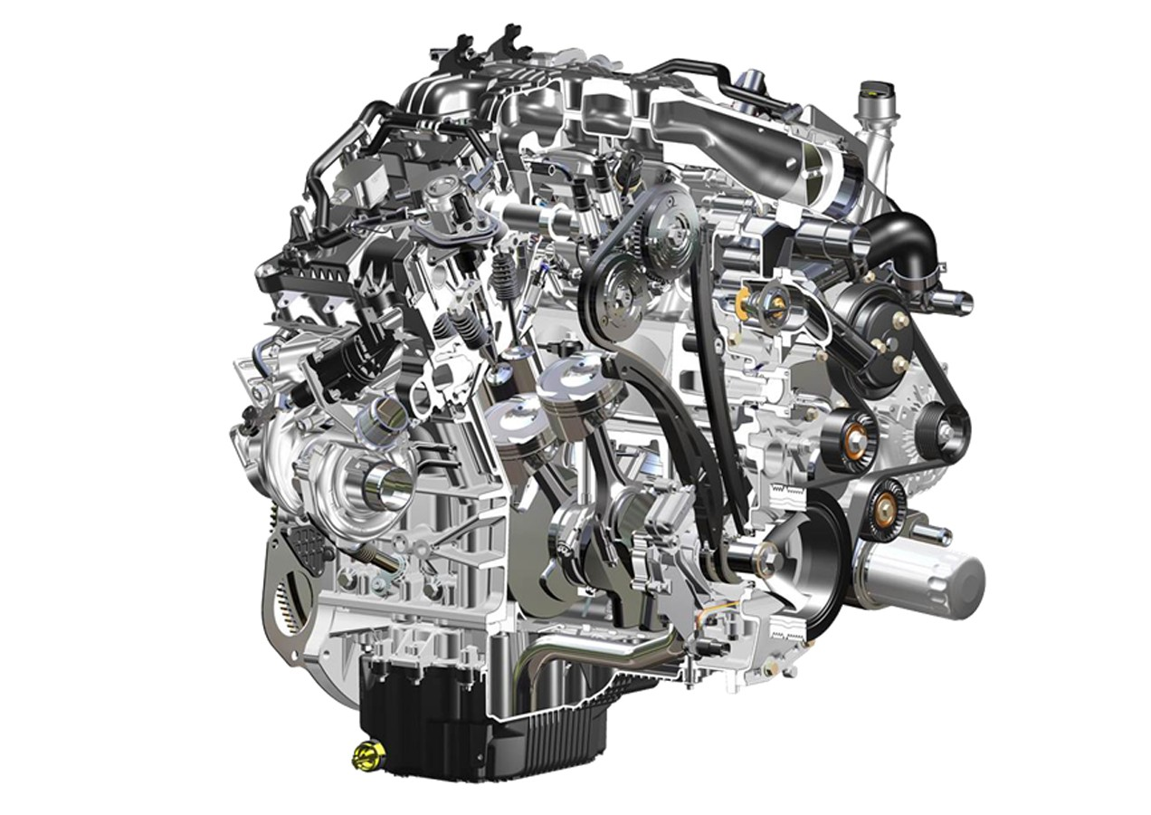 ford releases power figures   generation ecoboost  liter