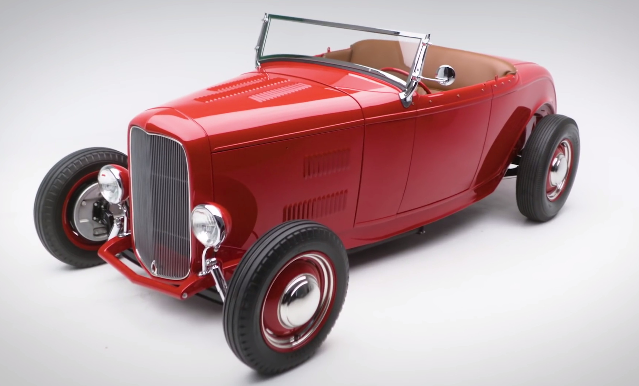 Documentary details iconic McGee/Scritchfield 1932 Ford roadster