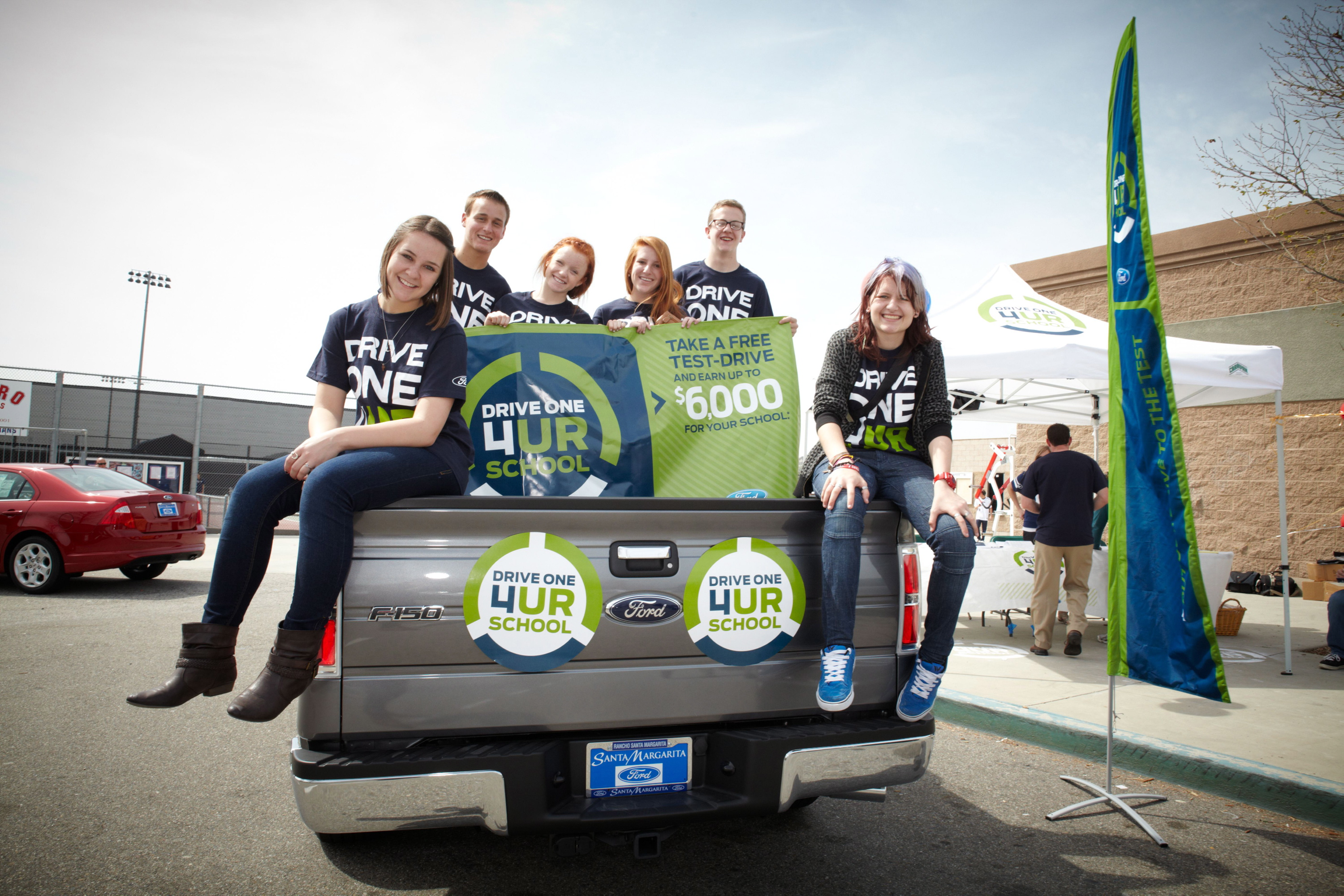 Ford Debuts Drive 4 UR munity To Raise Funds For Charity