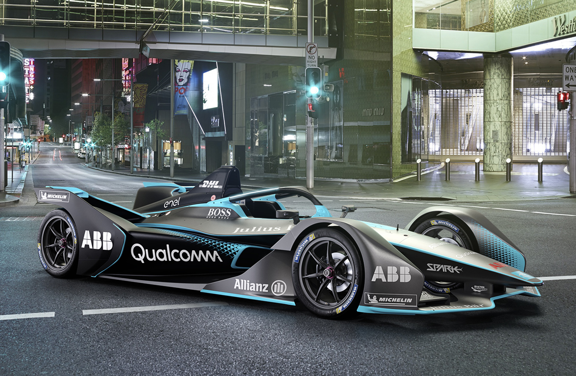 Gen2 Formula E Racer Revealed Debuts In 2018 2019 Season