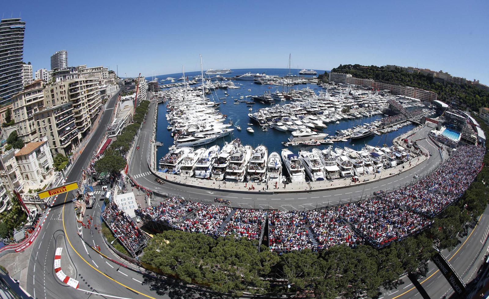 2014 Formula One Monaco Grand Prix Weather Forecast