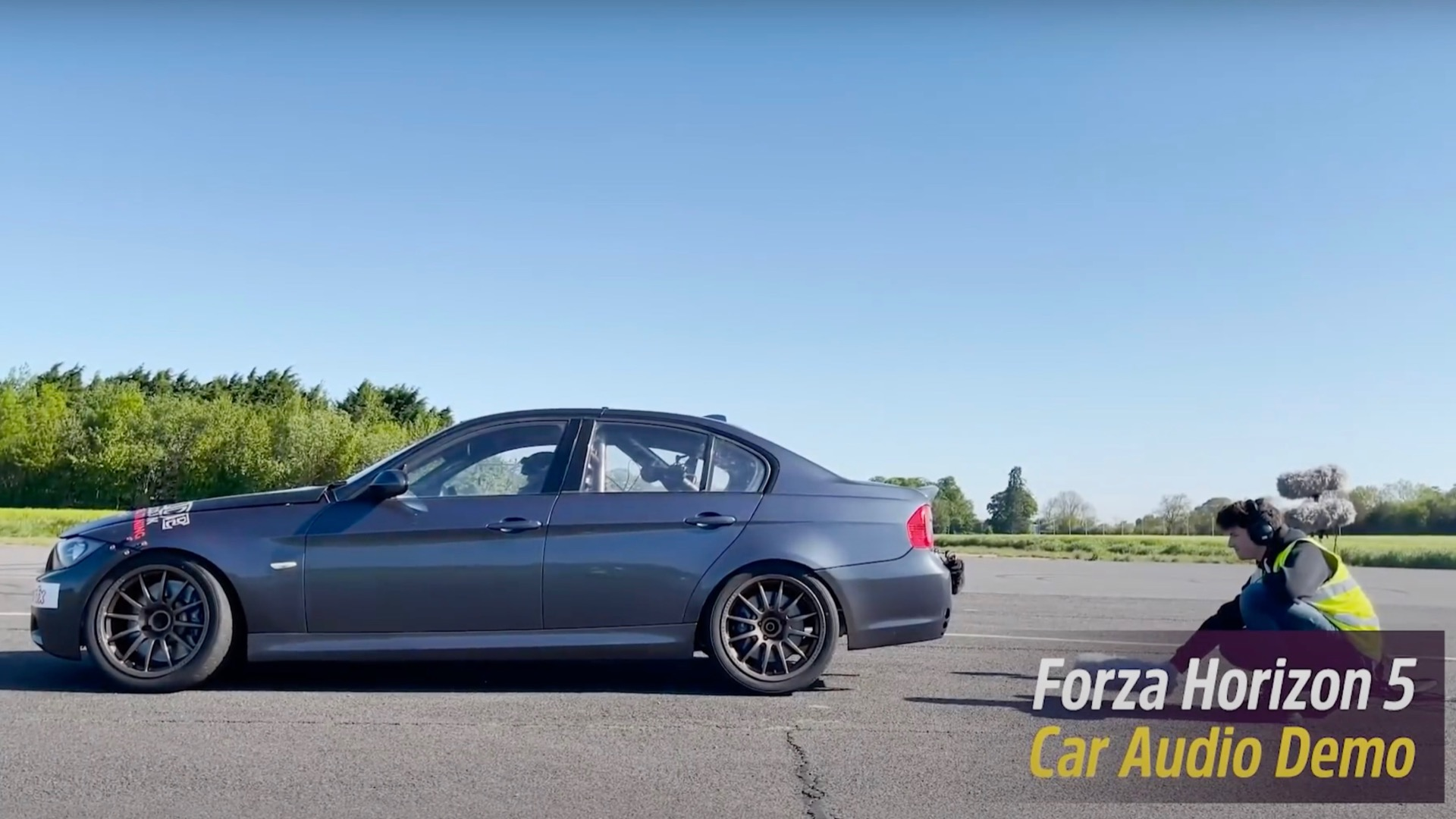 """Here's how the """"Forza Horizon 5"""" team recorded audio for every car"""