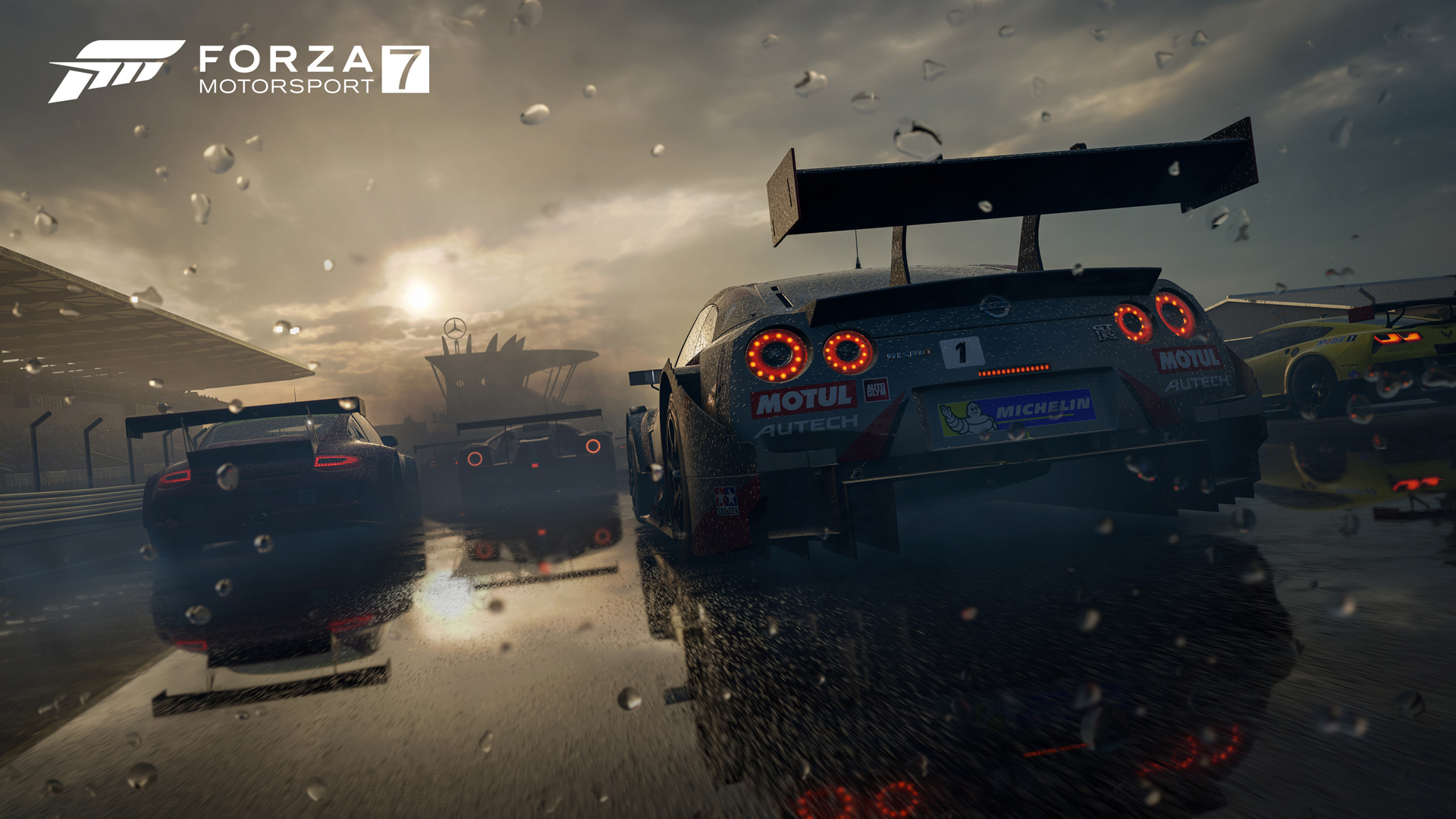 First 300 Cars For Forza Motorsport 7 Revealed