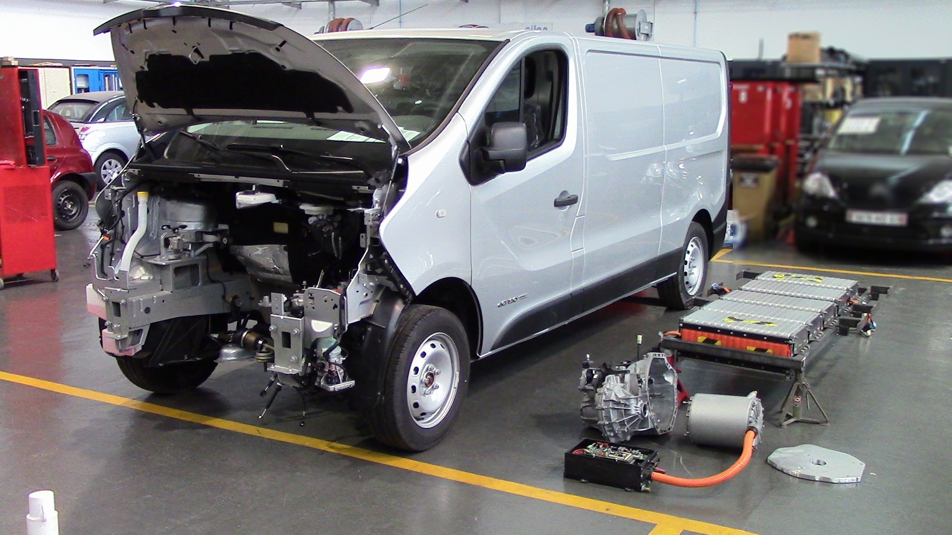 Use Old Electric-Car Batteries To Electrify Used Vans, Carwatt ...