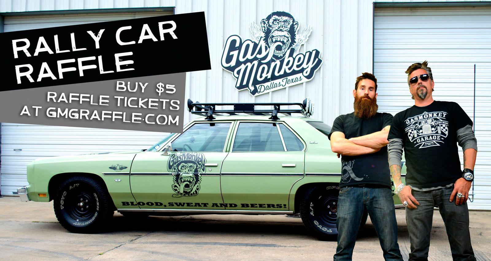 Win Gas Monkey Garage S Custom 1976 Chevrolet Caprice