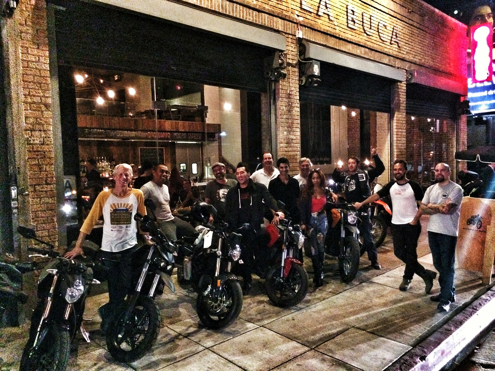 Electric Motorcycle Gangs: You'll Never Hear Them Coming