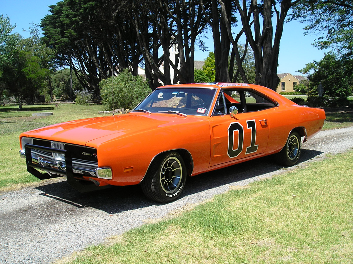 The Very First General Lee Charger Hits Auction Block 1968 Dodge