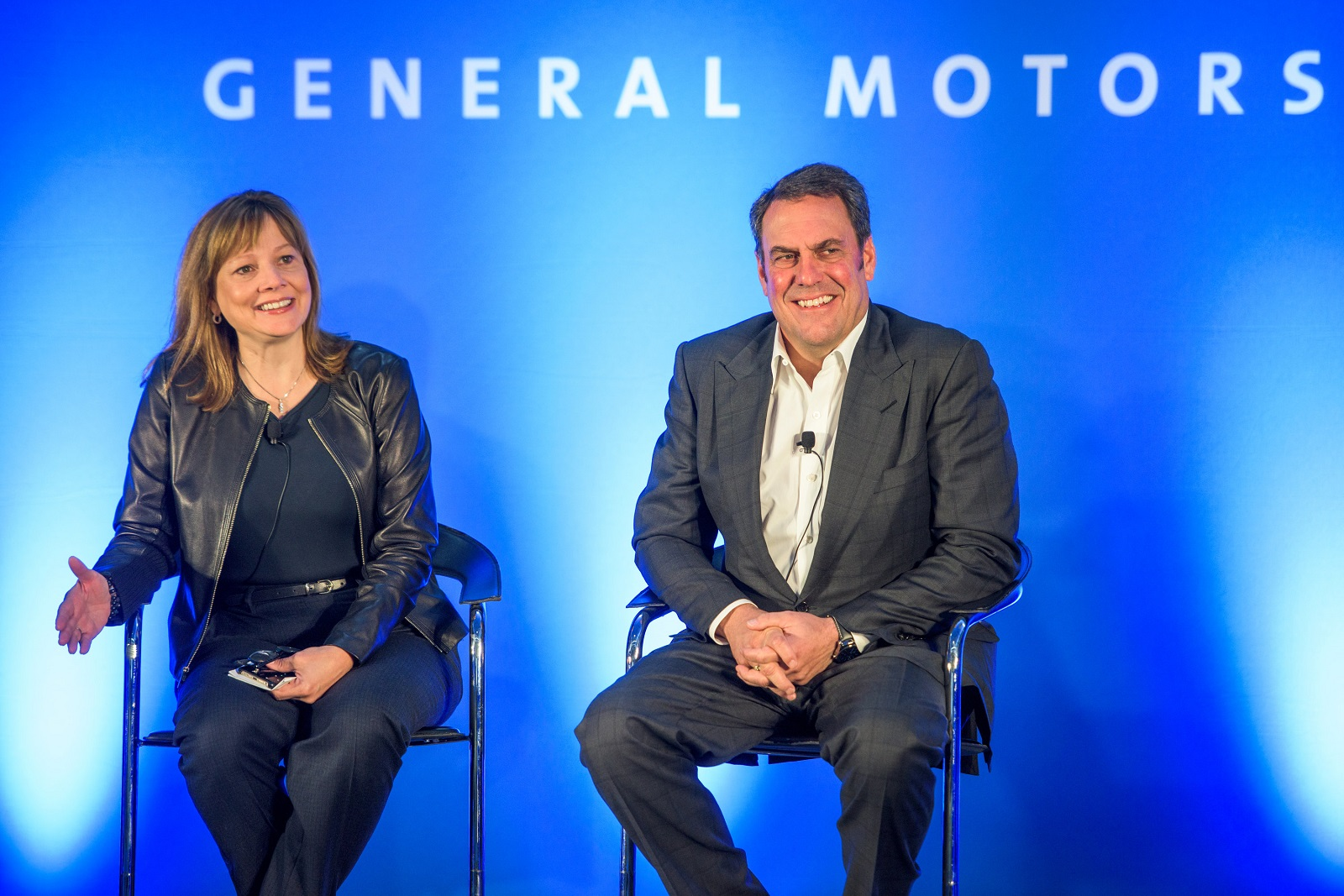Gm Outlines Areas Of Focus For The Future