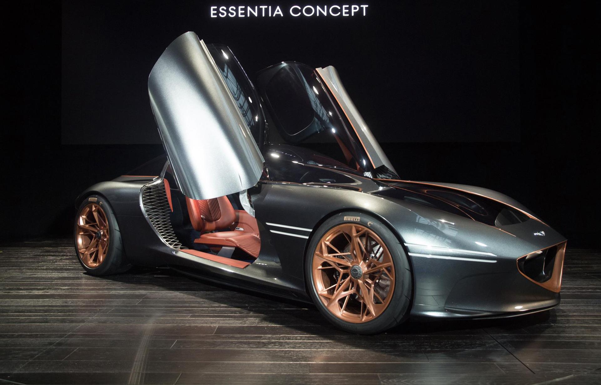 Genesis Essentia Concept: Here's your luxury Rorschach test
