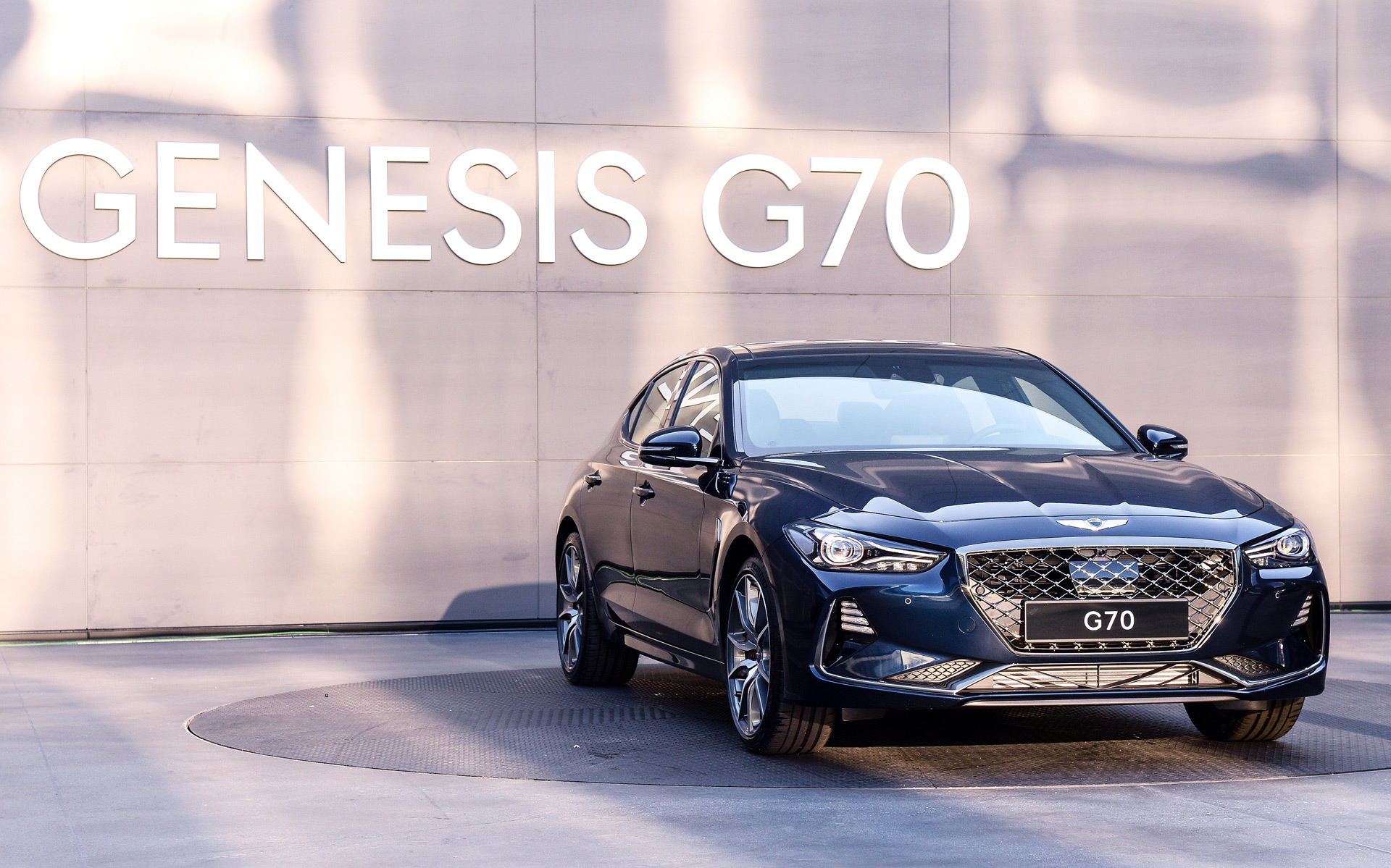 Genesis G70 Revealed On Sale Early 2018
