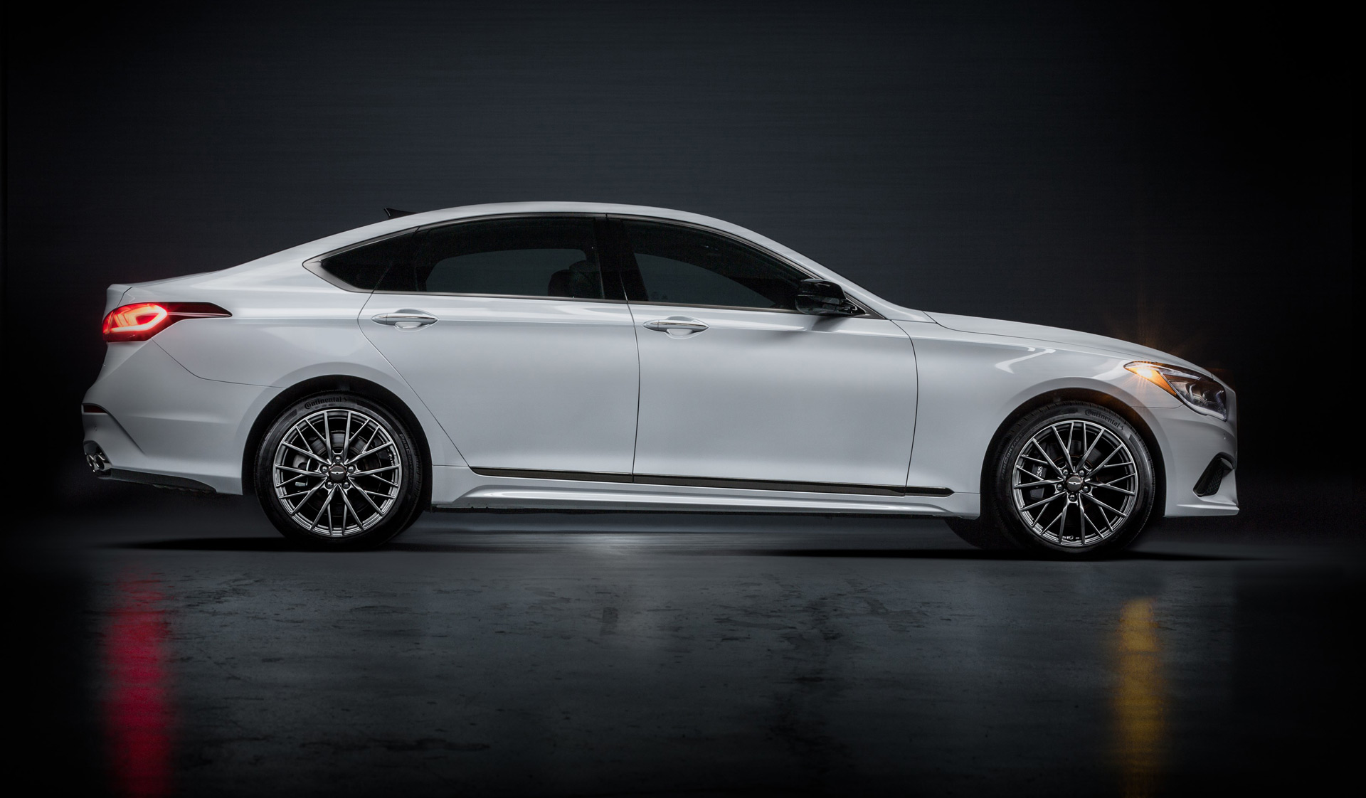 Taxi Service Los Angeles >> 2018 Genesis G80 priced from $42,725, G80 Sport from $56,225