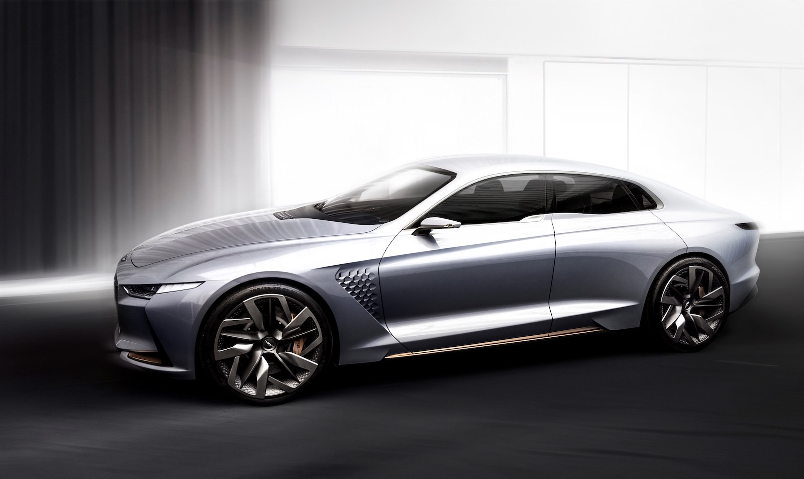 Genesis Ny Concept Future Bmw Rival: Hyundai Boss Confirms Plug-in Hybrid Tech For Genesis