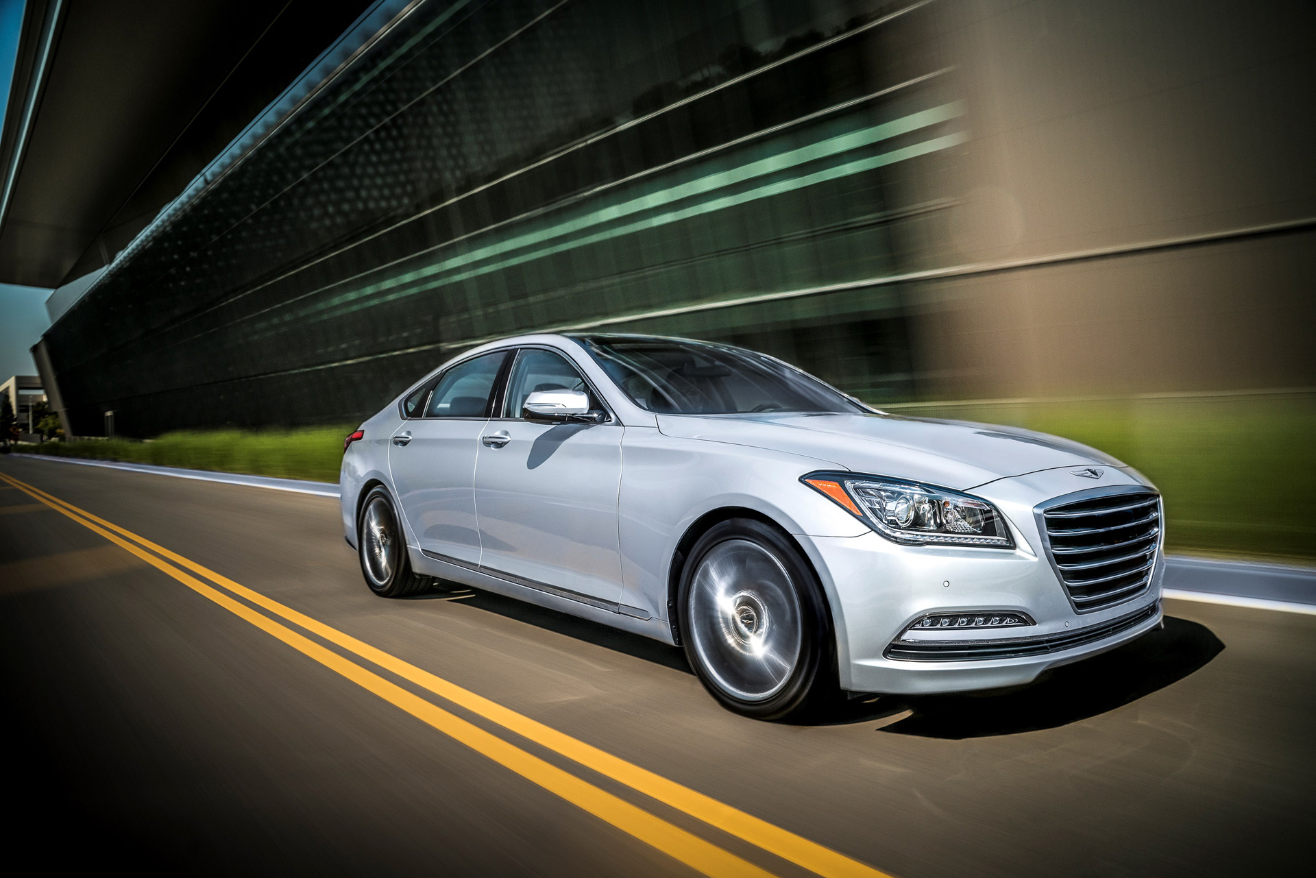 Genesis G80 2016 Meet Hyundai S Perception Of Luxury: 2017 Genesis G80 Priced From $42,350