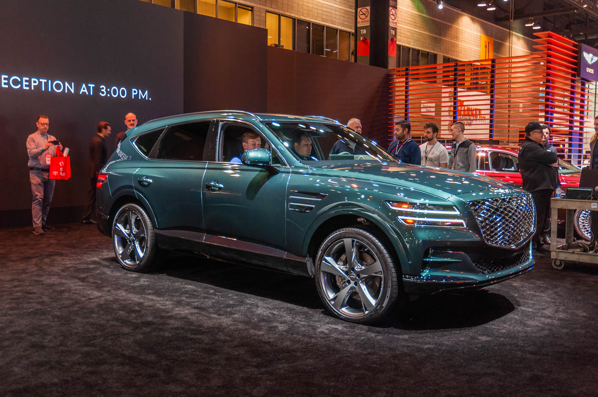 The $49,925 2021 Genesis GV80 is a chic, luxury crossover steal