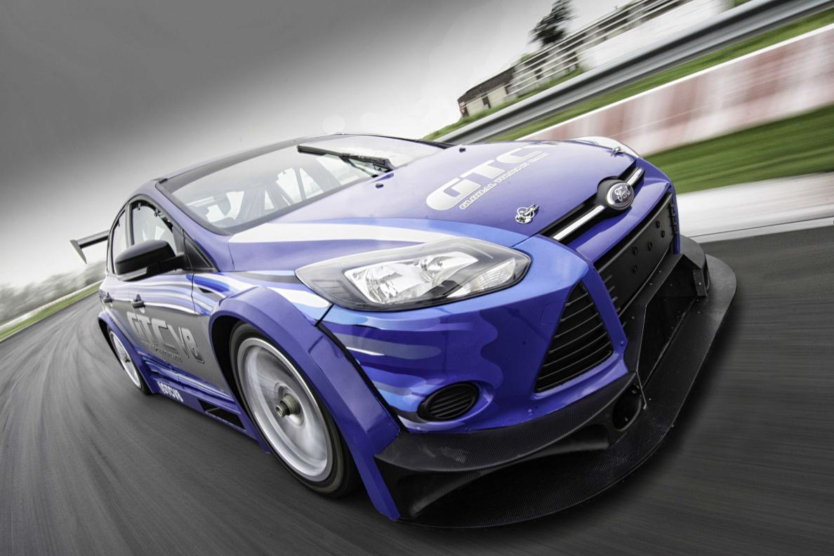 500 Horsepower V 8s To Compete In Global Touring Car Series
