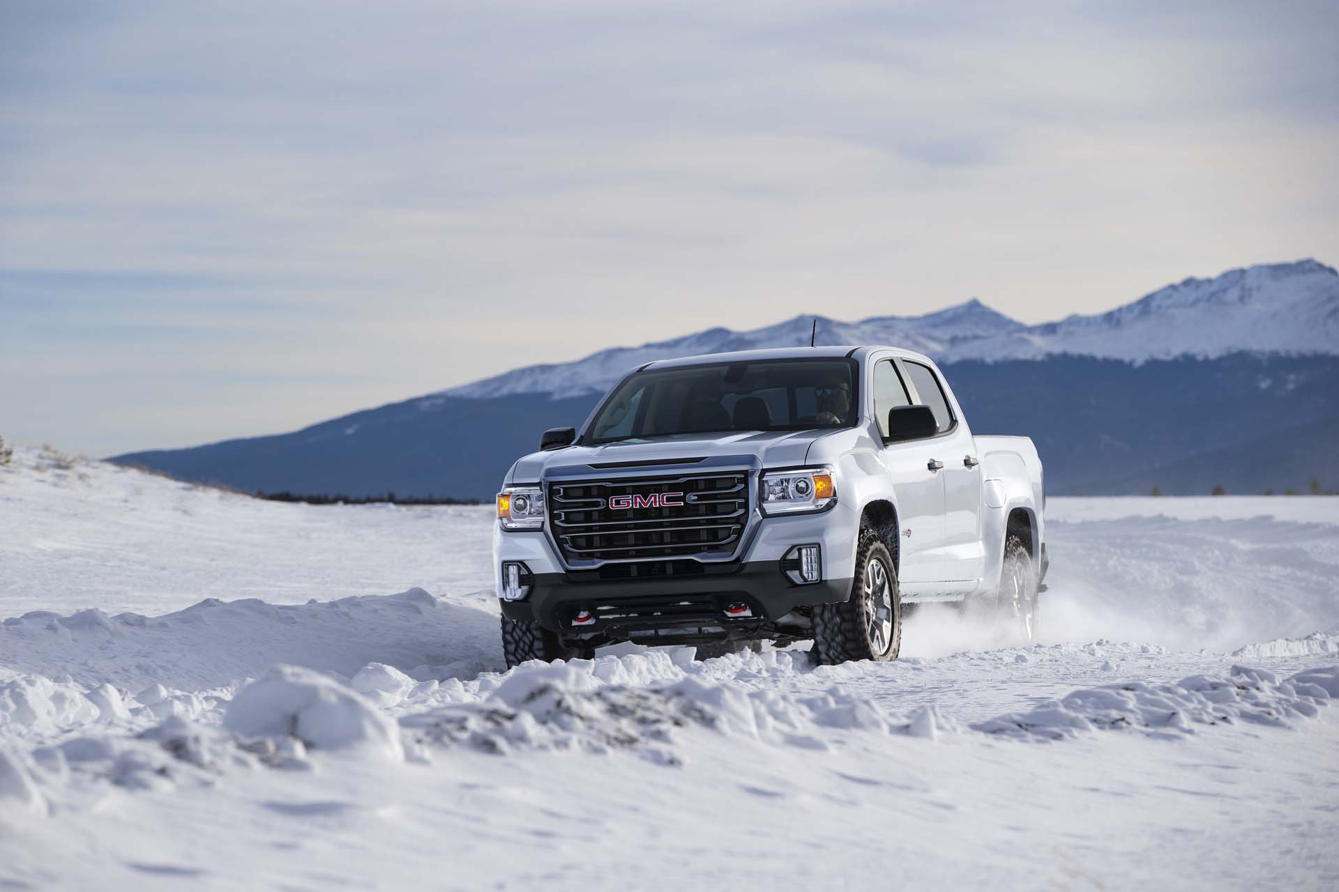 2021 GMC Canyon gets off-road AT4 trim, updated Denali ...