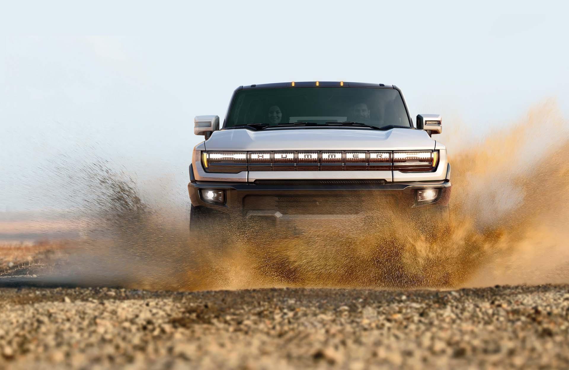 GMC Hummer EV chief engineer talks motor torque, wheelies, and Watts To Freedom