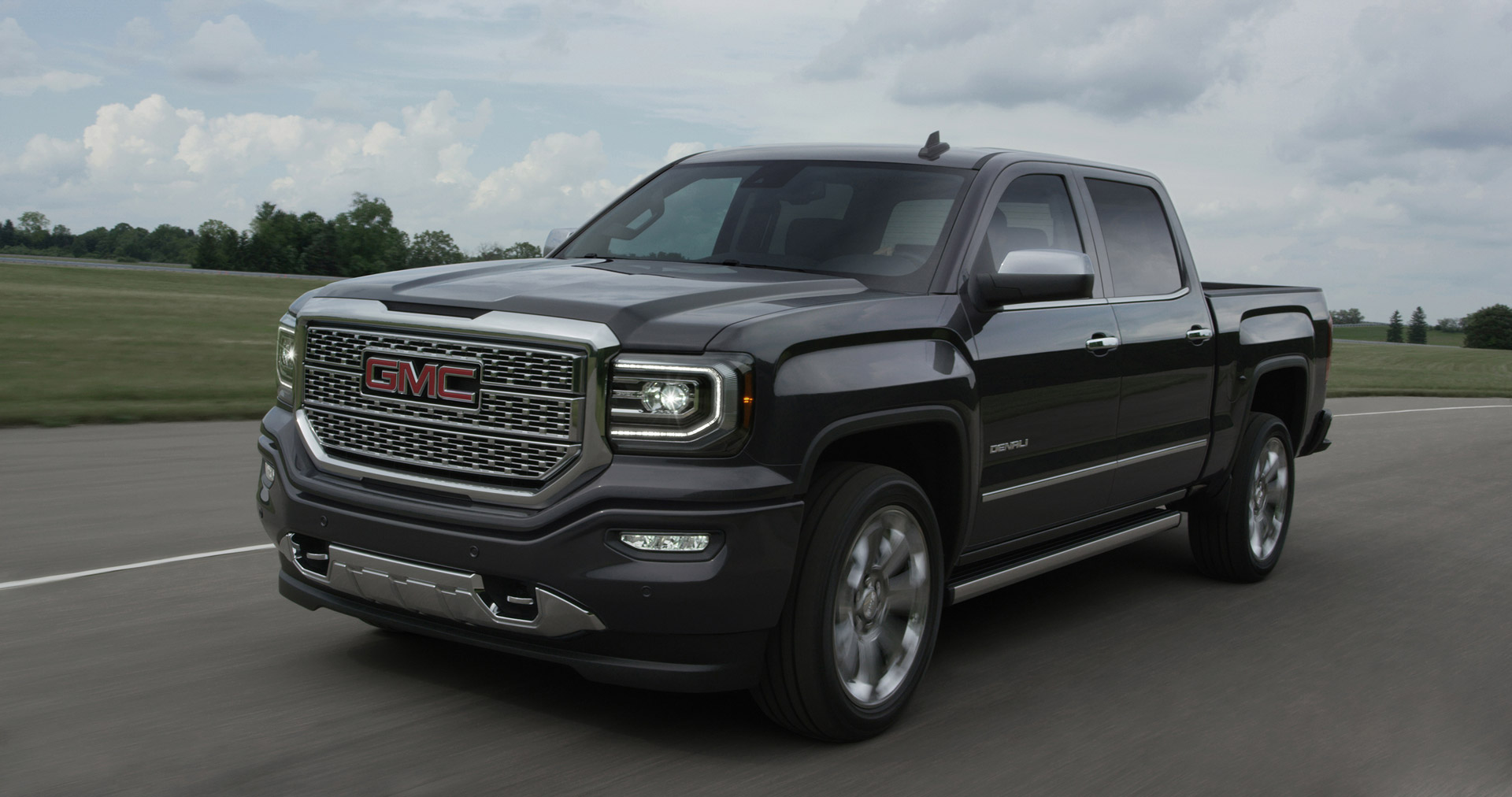 2016 GMC Sierra 1500 Gets A Few Visual Tweaks: Video