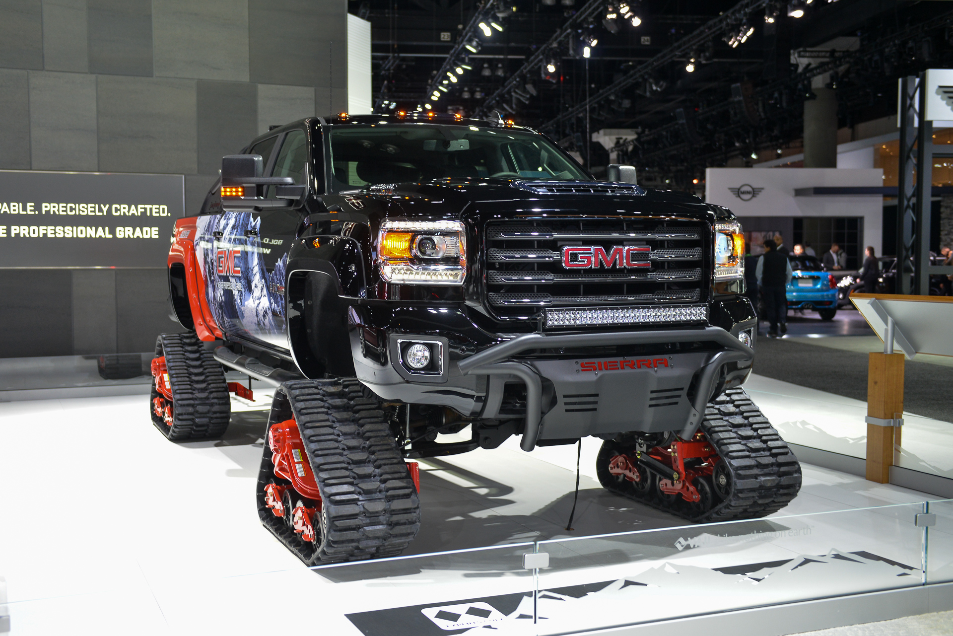 GMC is ready to conquer winter with the Sierra All ...