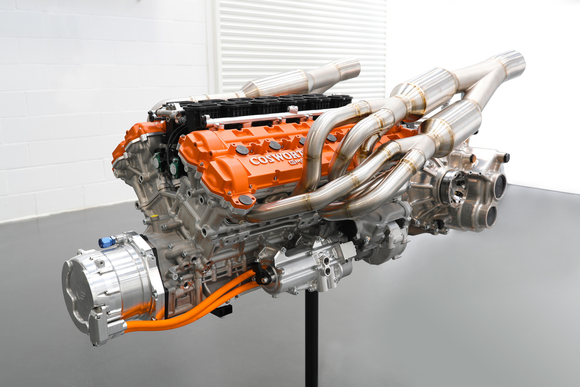 Gordon Murray Automotive T50 Cosworth V-12 engine
