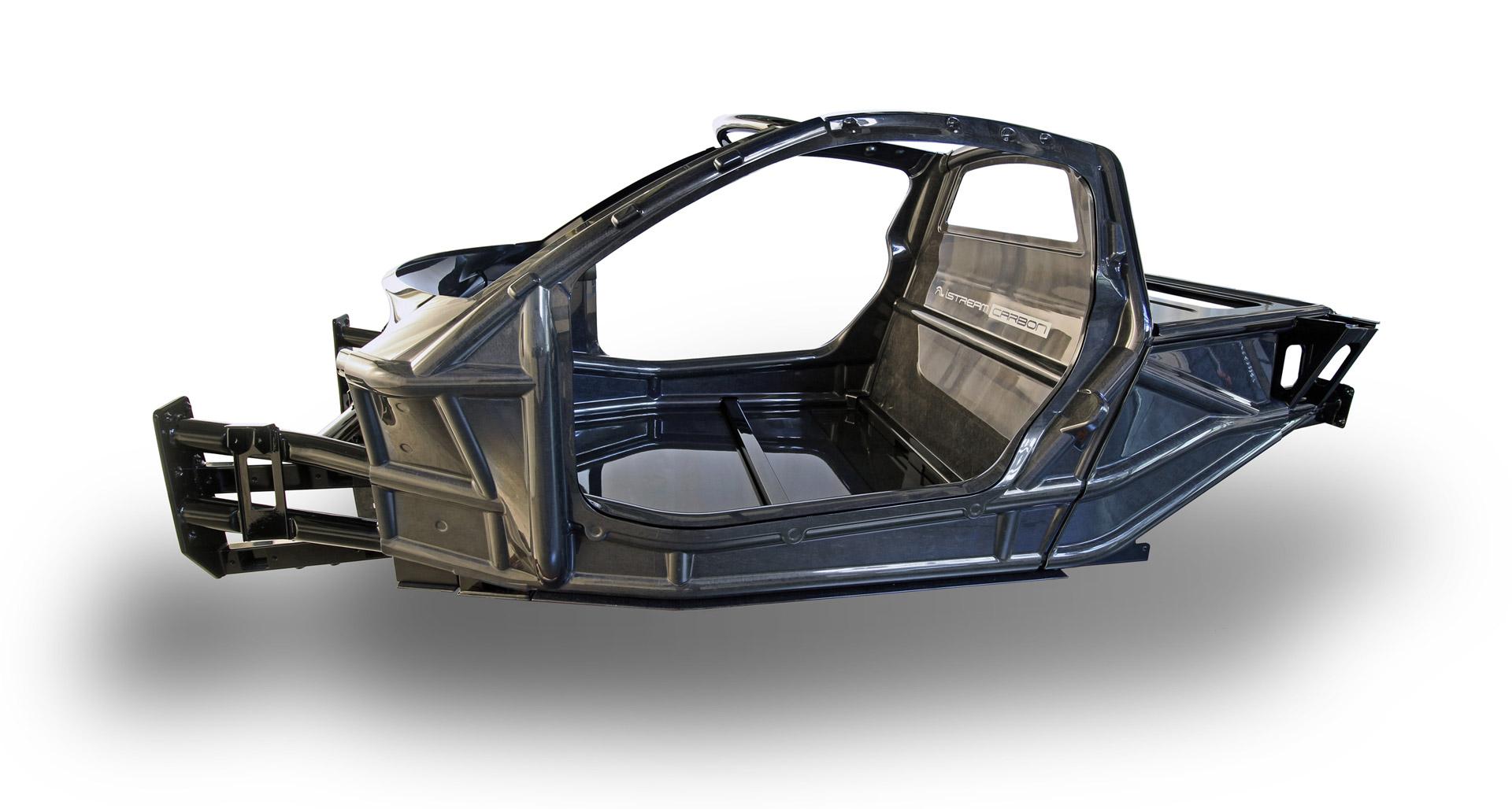 TVR Sports Car To Utilize Gordon Murray's iStream Carbon ...