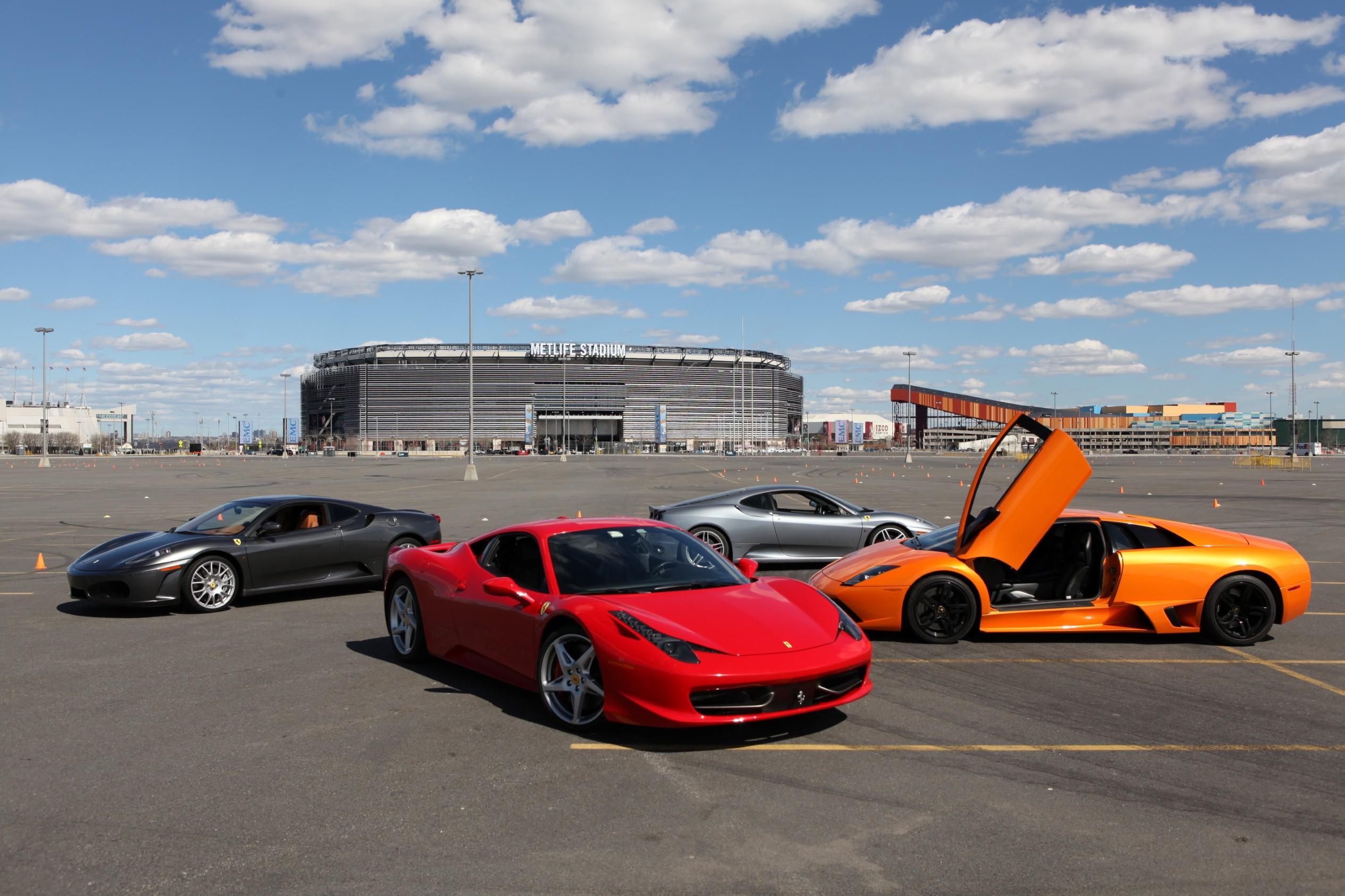 gotham dream cars ferrari  involved  fatal accident